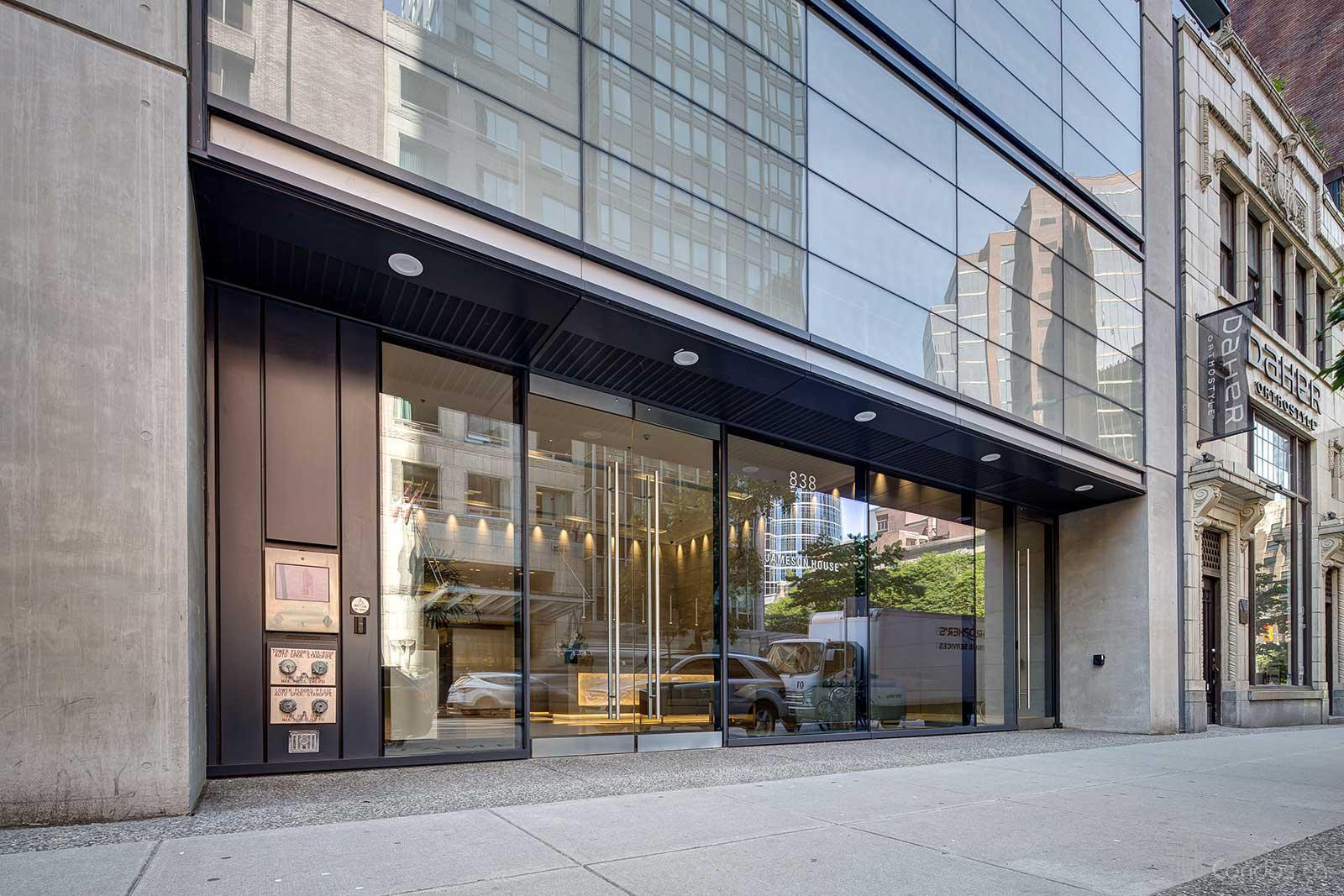 Jameson House at 838 W Hastings St, Vancouver 1