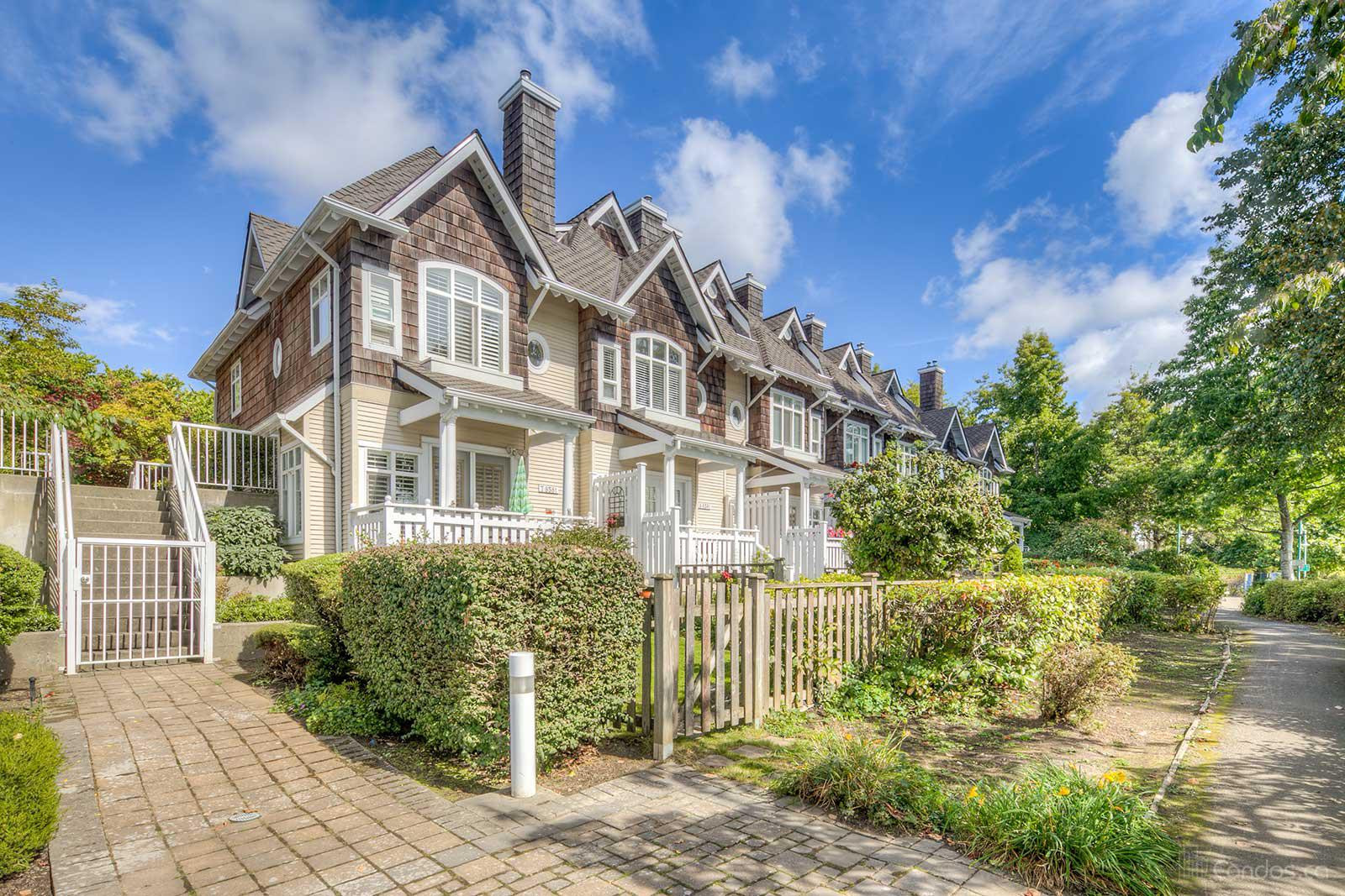 Lighthouse Terrace at 8581 Jellicoe St, Vancouver 0