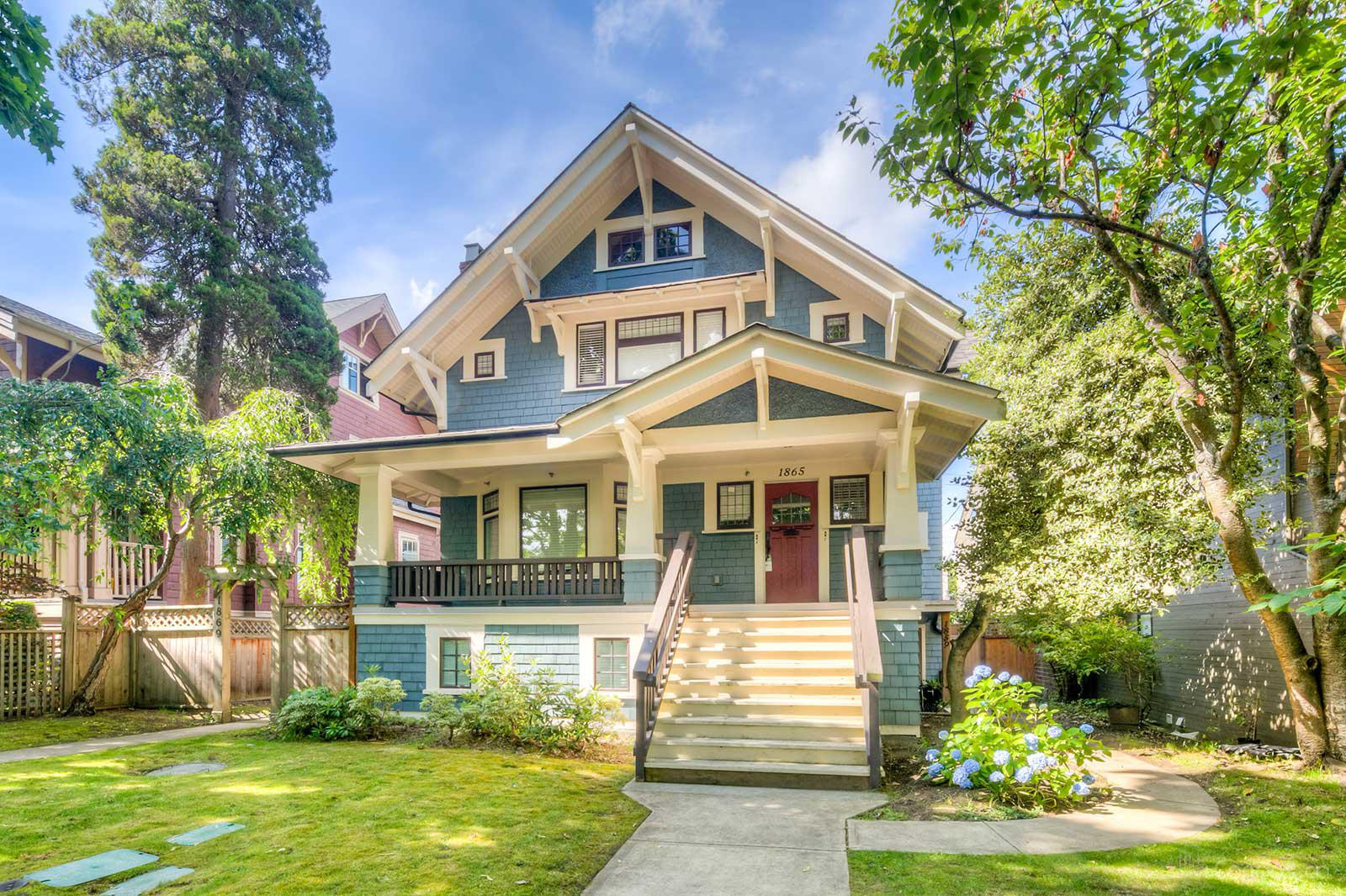 1865 West 13th Ave at 1865 W 13th Ave, Vancouver 0