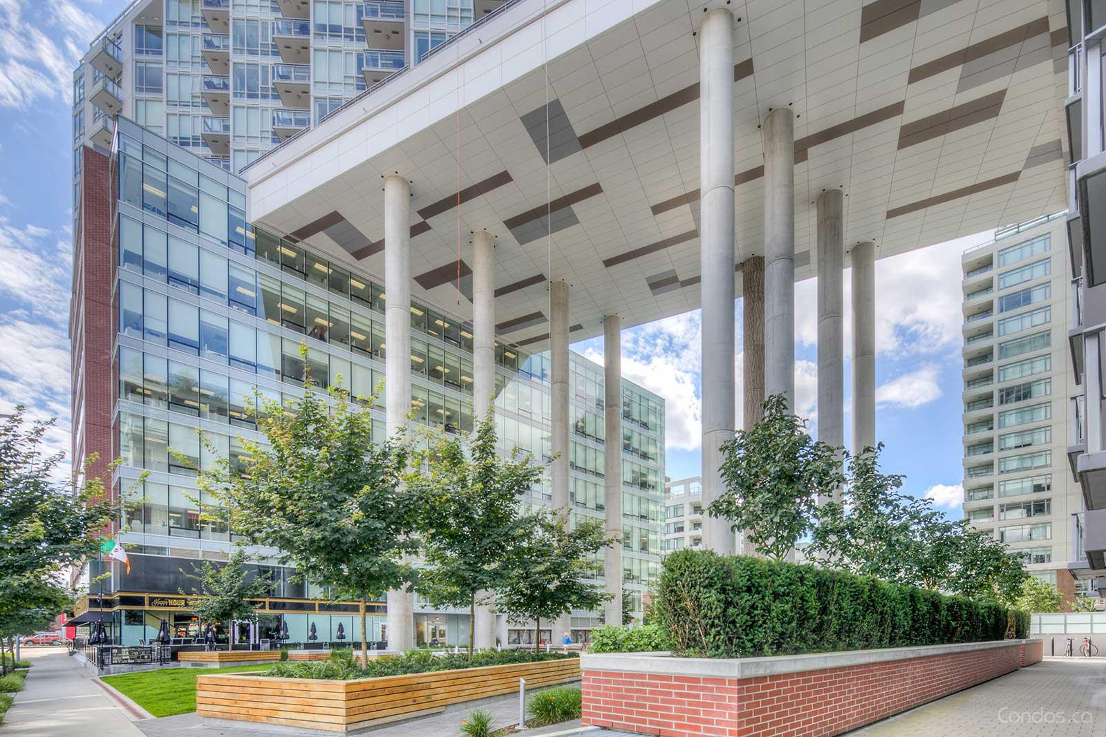 Central at 1618 Quebec St, Vancouver 1