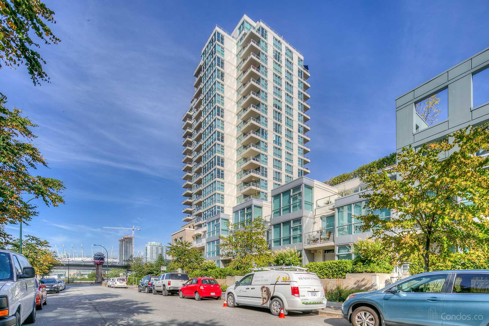 Creekside at 125 Milross Ave, Vancouver 0