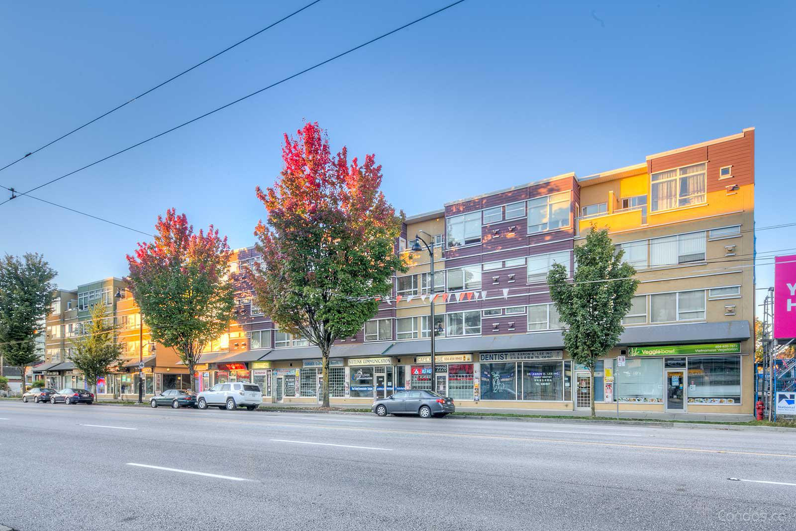King's Court at 2238 Kingsway, Vancouver 0