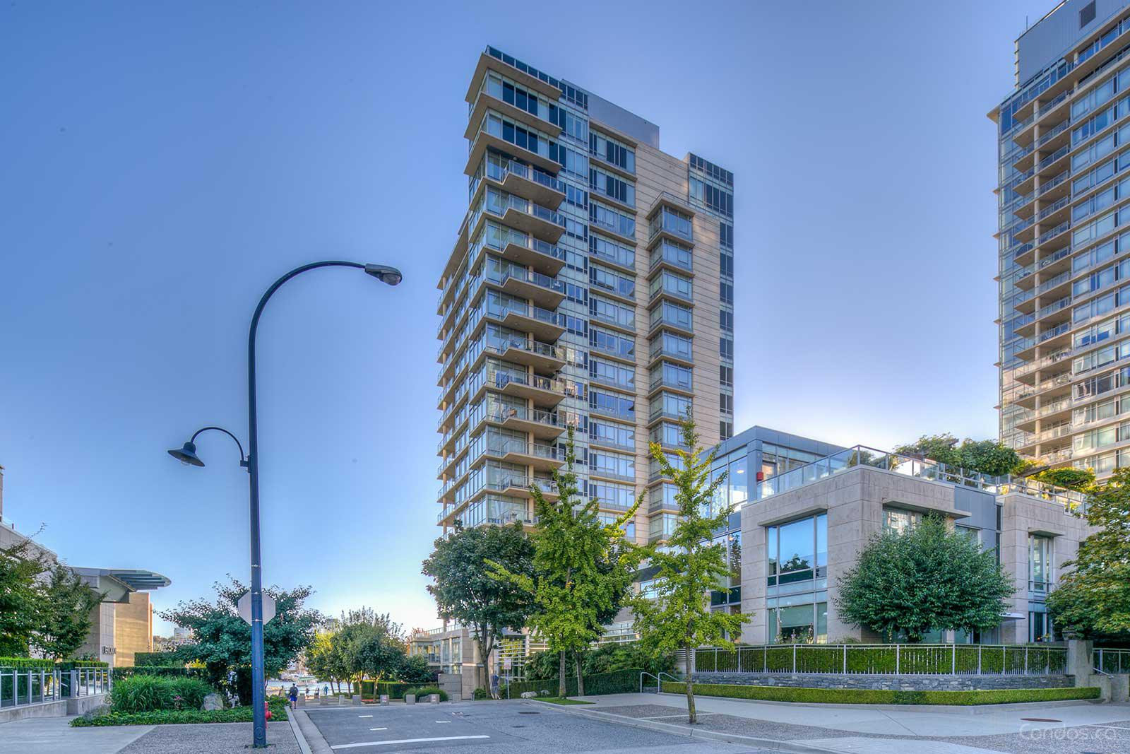 King's Landing South Tower at 1515 Homer Mews, Vancouver 0