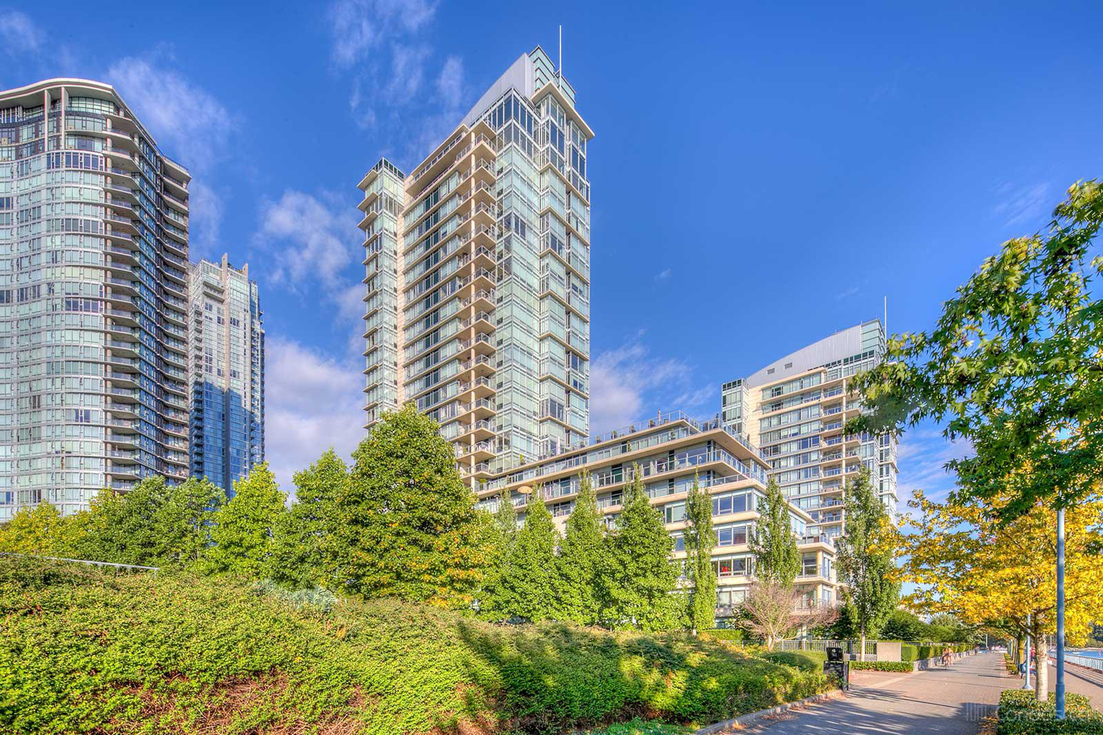 King's Landing West Tower at 428 Beach Crescent, Vancouver 0