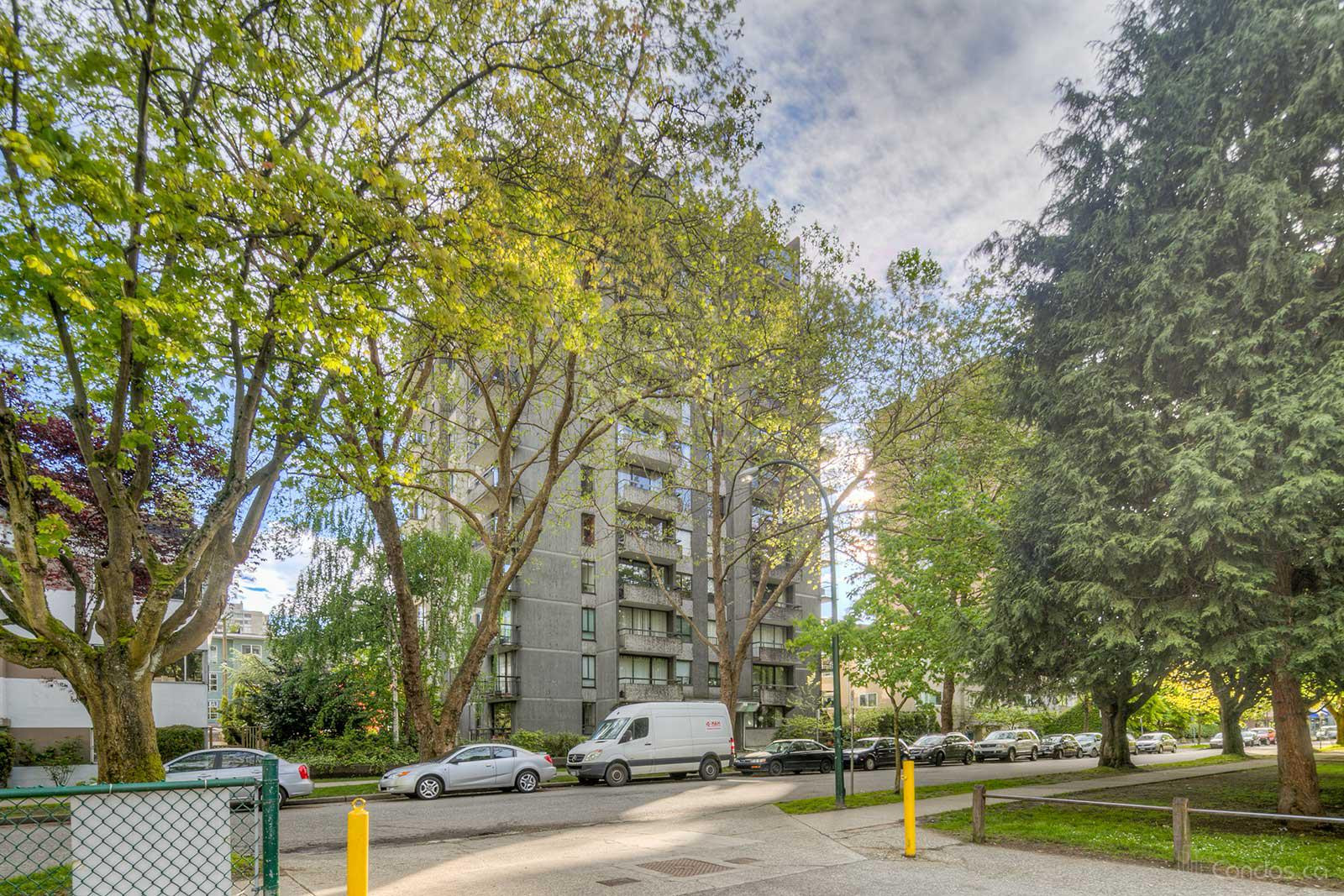 Lancaster Gate at 1720 Barclay St, Vancouver 1