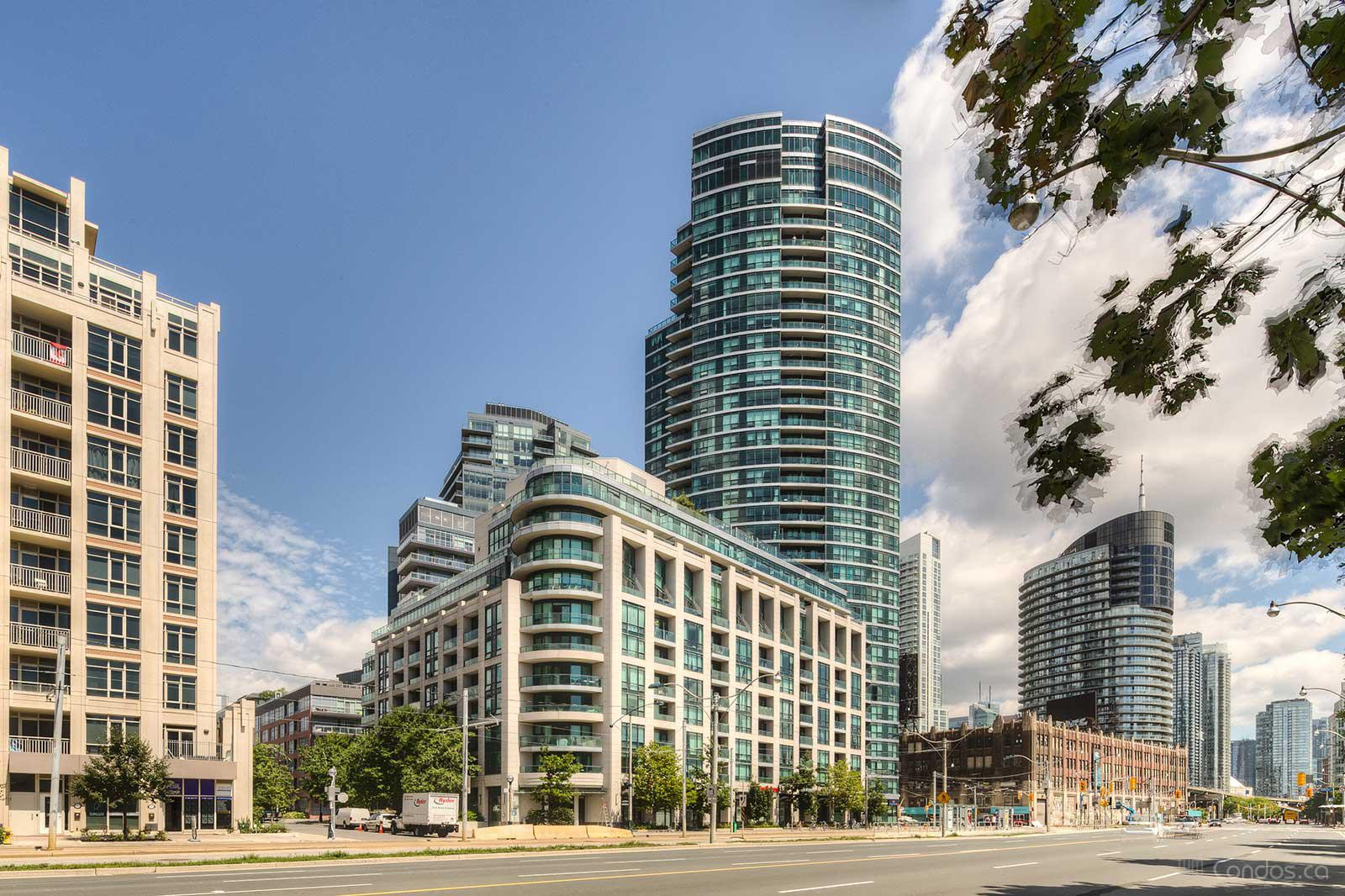 Malibu Condos at Harbourfront at 600 Fleet St, Toronto 0