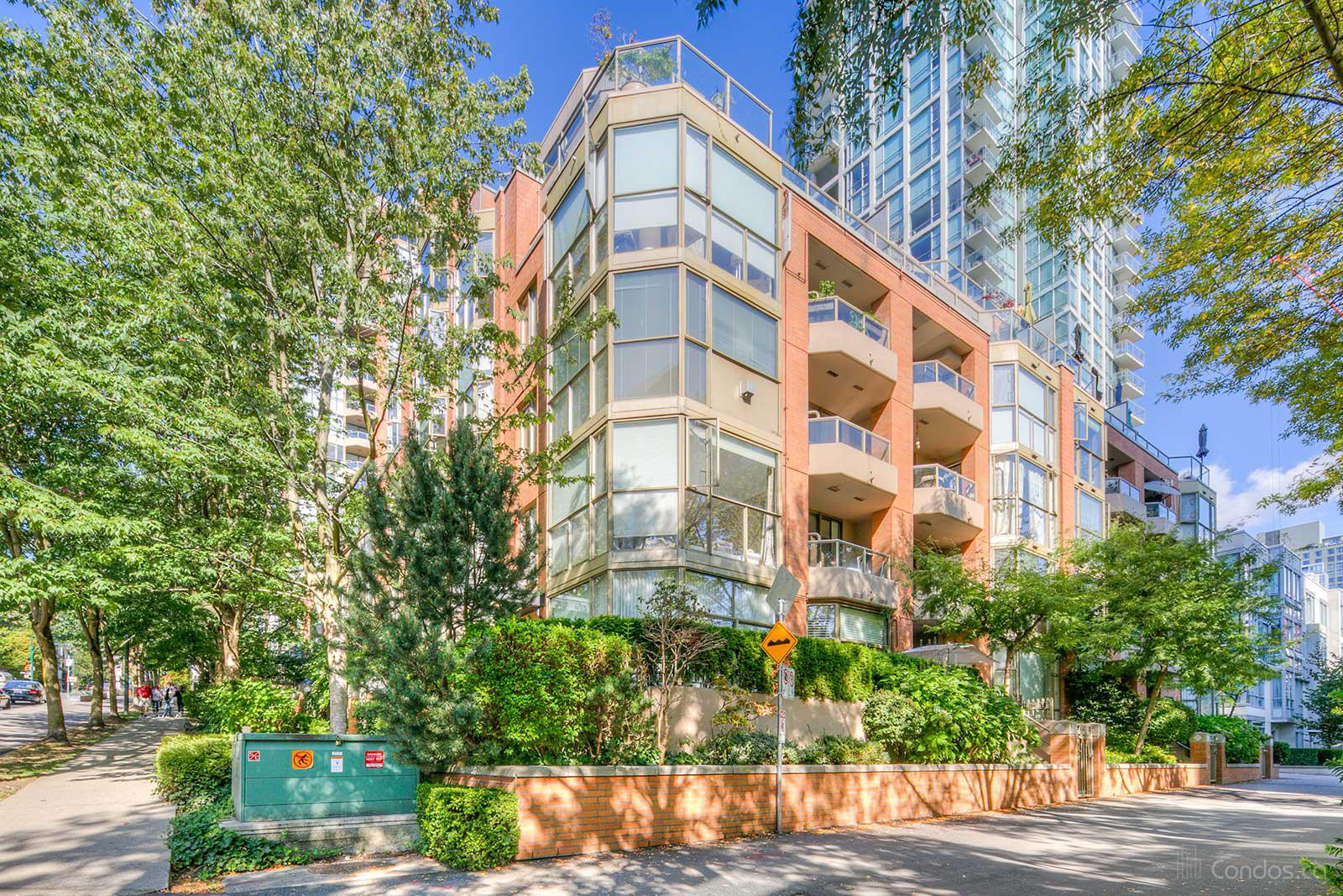 Pacific Promenade - The Terraces at 1488 Hornby St, Vancouver 0