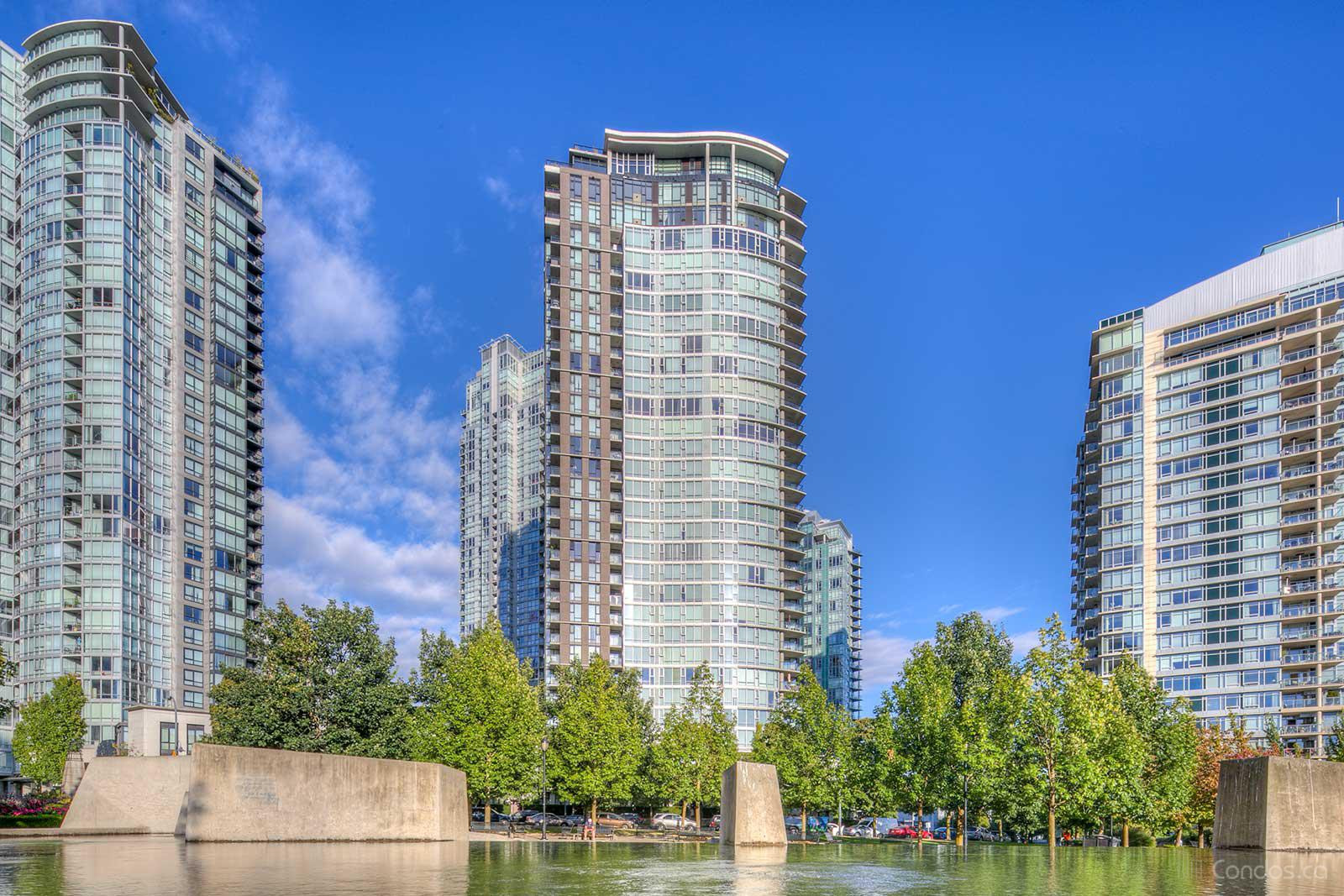 Park West One at 455 Beach Cres, Vancouver 0