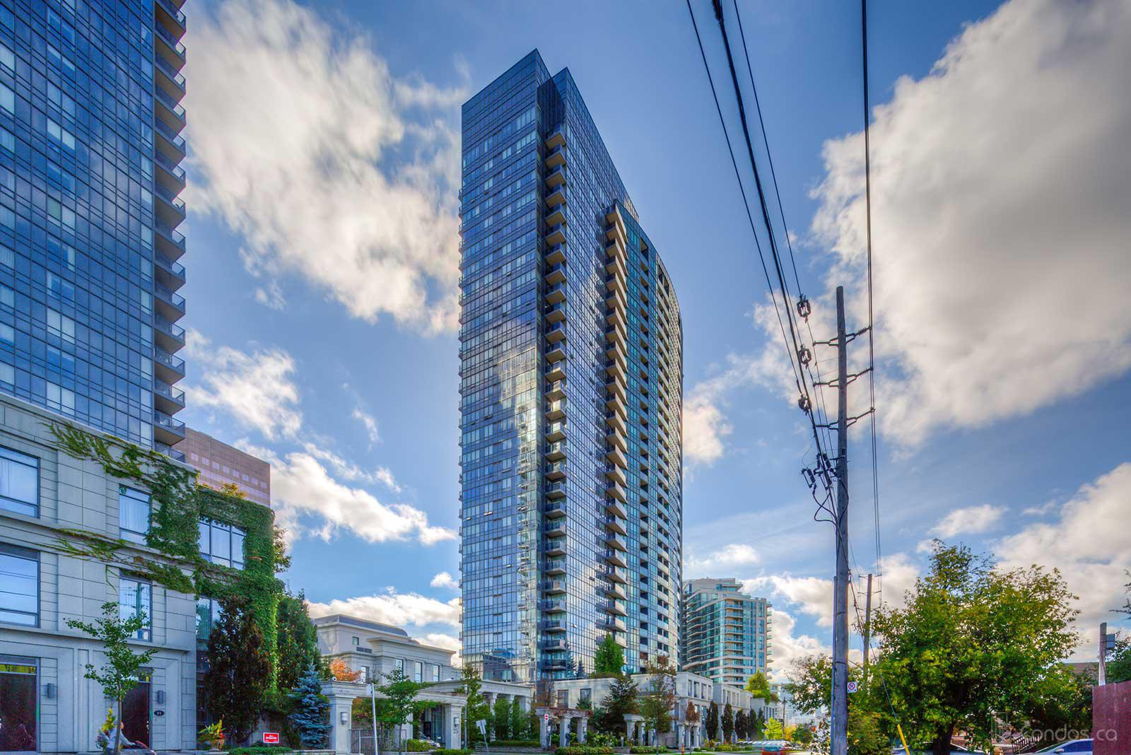 Meridian at 15 Greenview Ave, Toronto 0