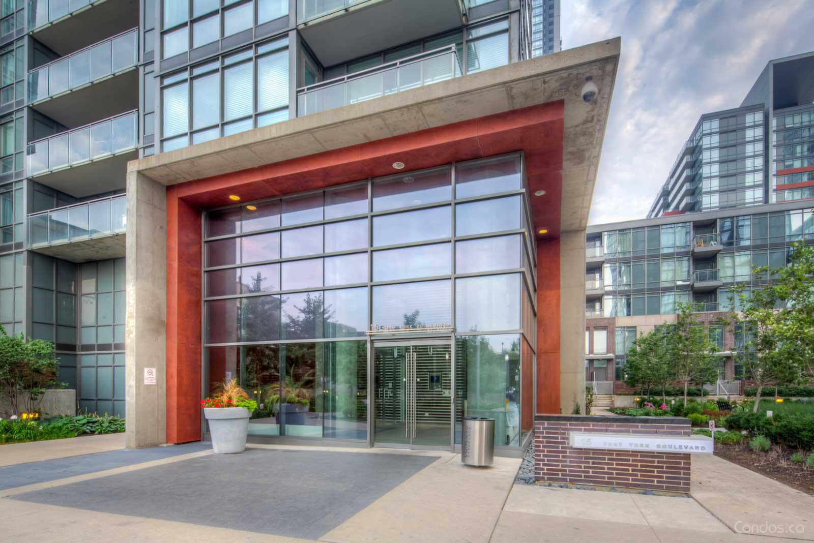 N1 | N2 - CityPlace at 15 Fort York Blvd, Toronto 1