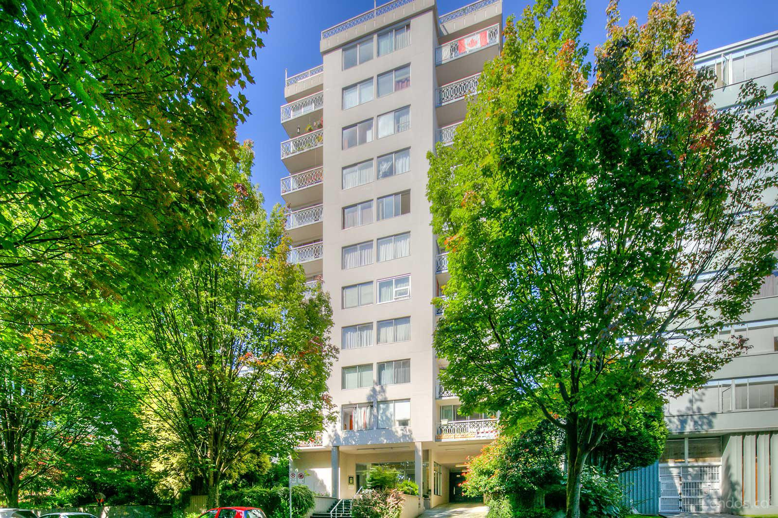 The Chelsea at 1219 Harwood St, Vancouver 0