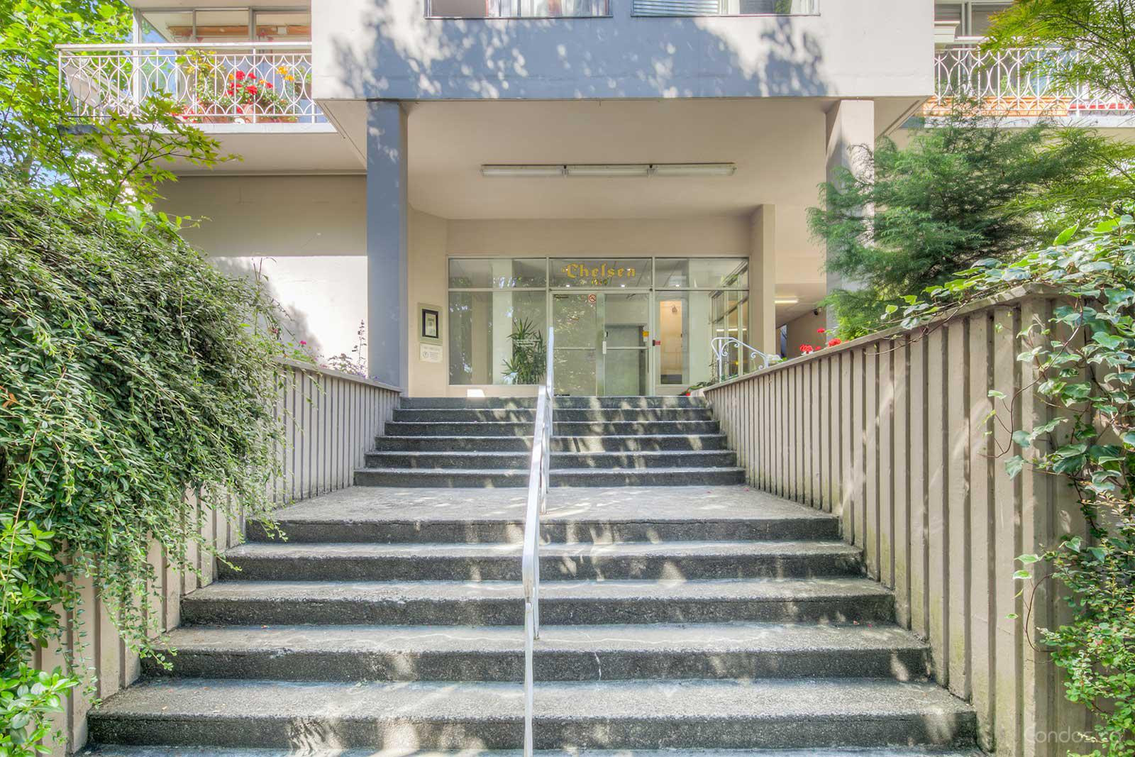 The Chelsea at 1219 Harwood St, Vancouver 1
