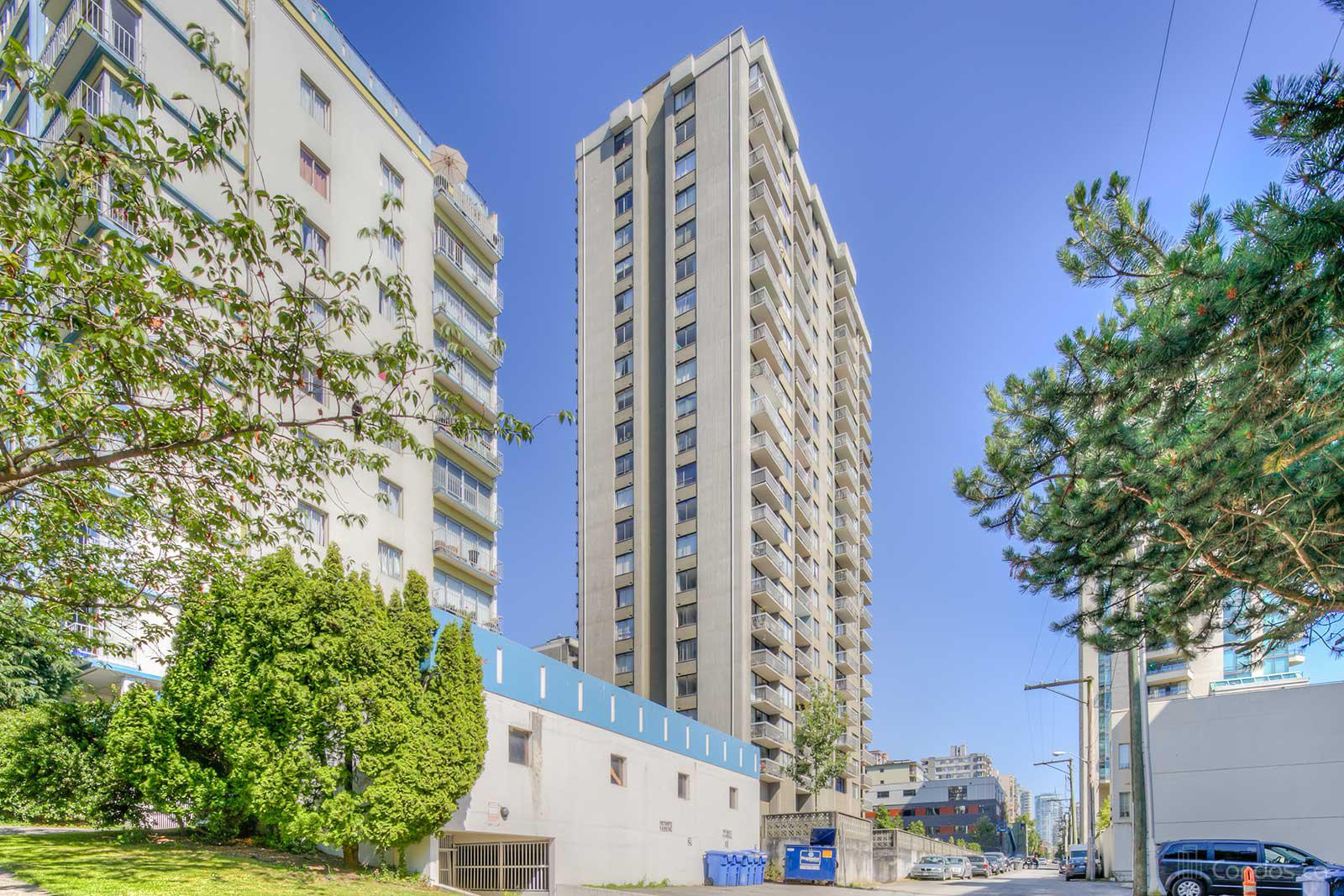Westsea Towers at 1330 Harwood St, Vancouver 0