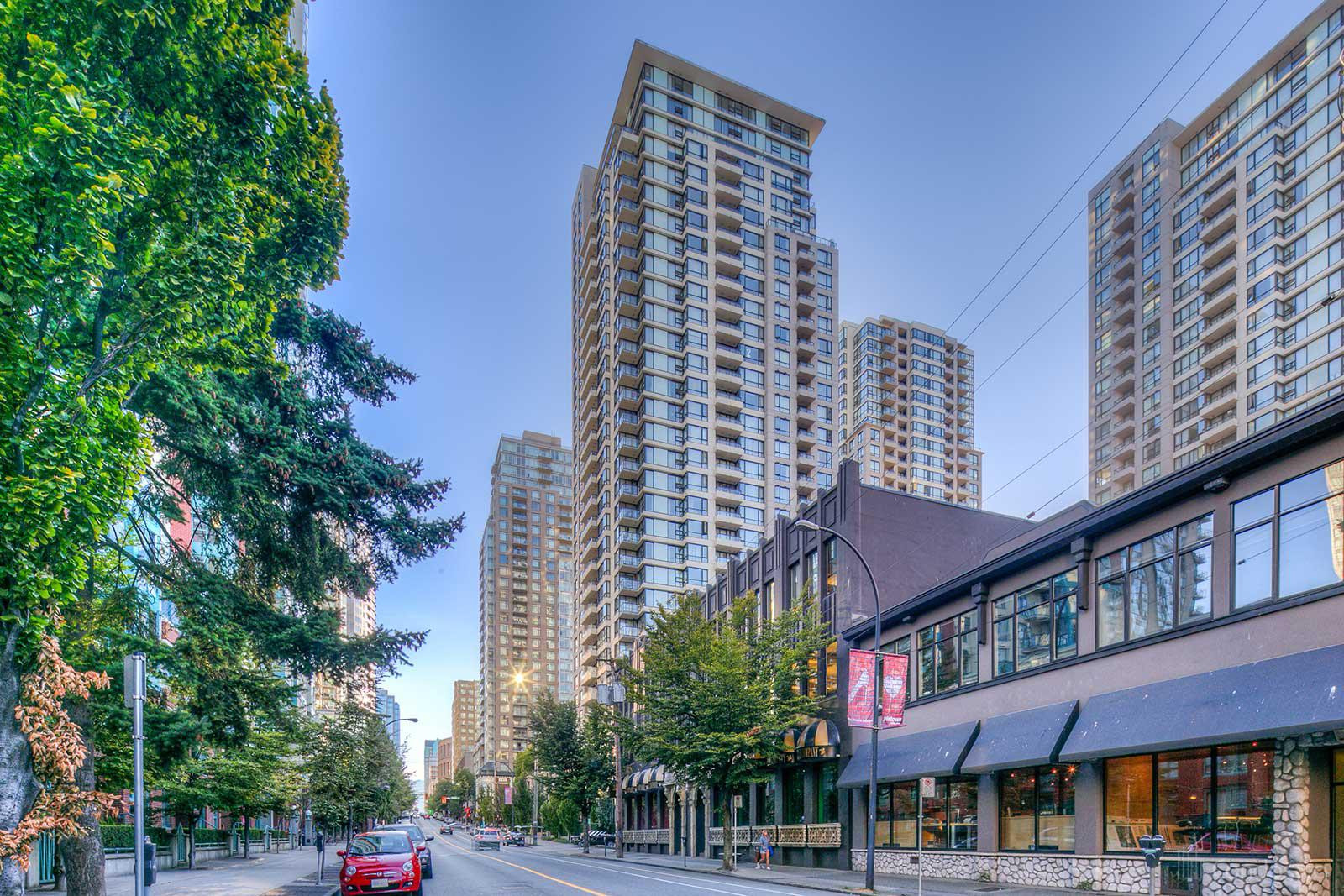 Yaletown Park 1 at 928 Homer St, Vancouver 0
