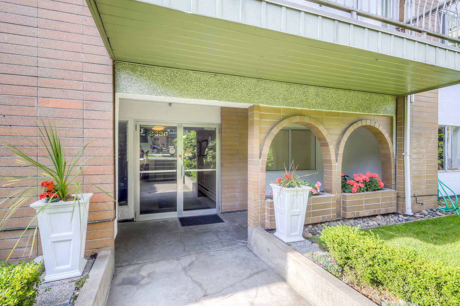 Yorkdale Villa at 2335 York Ave, Vancouver 0