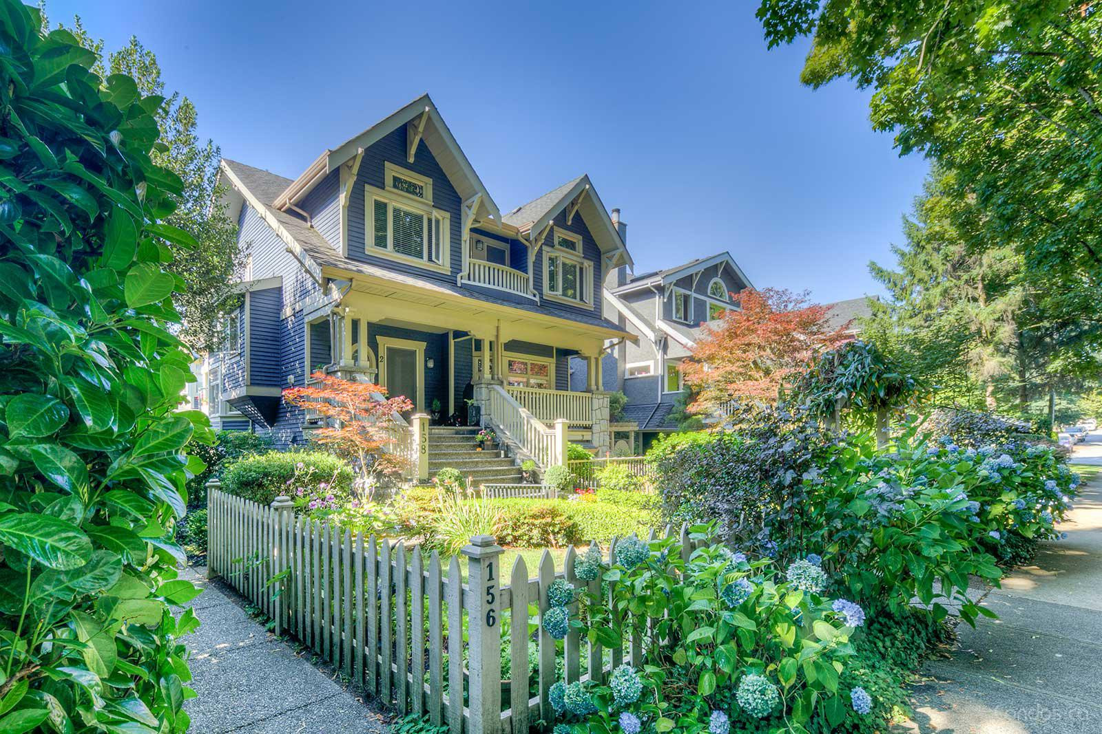 158 West 13th at 158 W 13th Ave, Vancouver 0