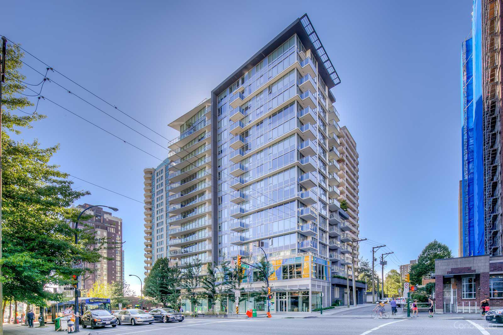 Modern at 1009 Harwood St, Vancouver 1