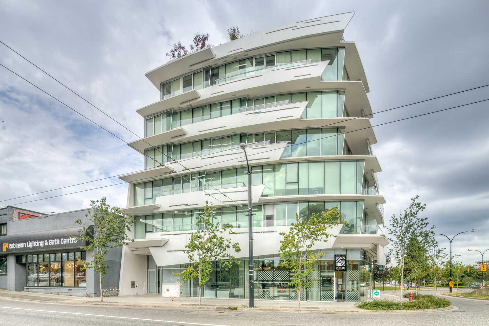 South Creek Landing Condos at 2211 Cambie St, Vancouver 1