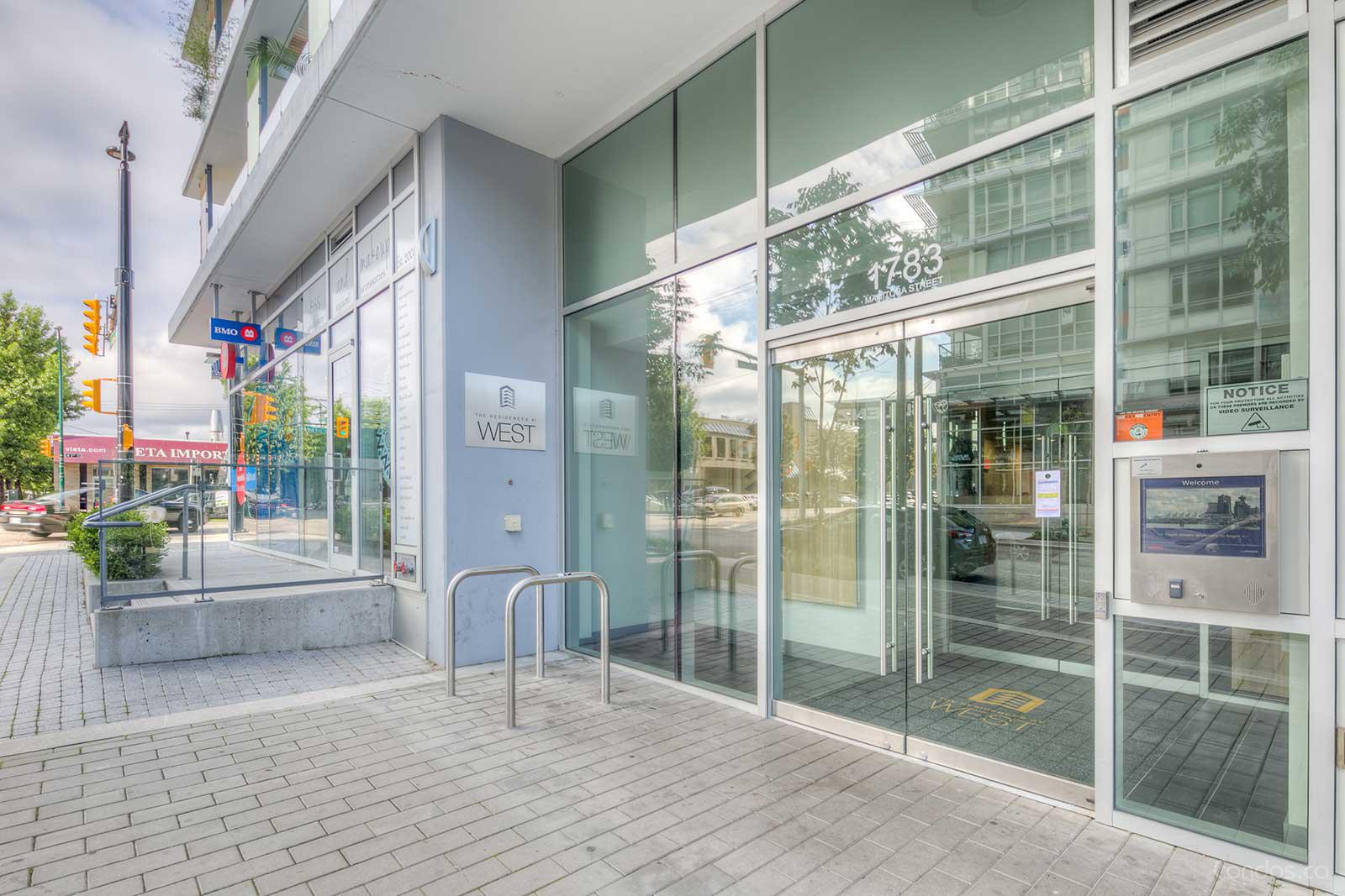 The Residences at WEST at 1783 Manitoba St, Vancouver 0