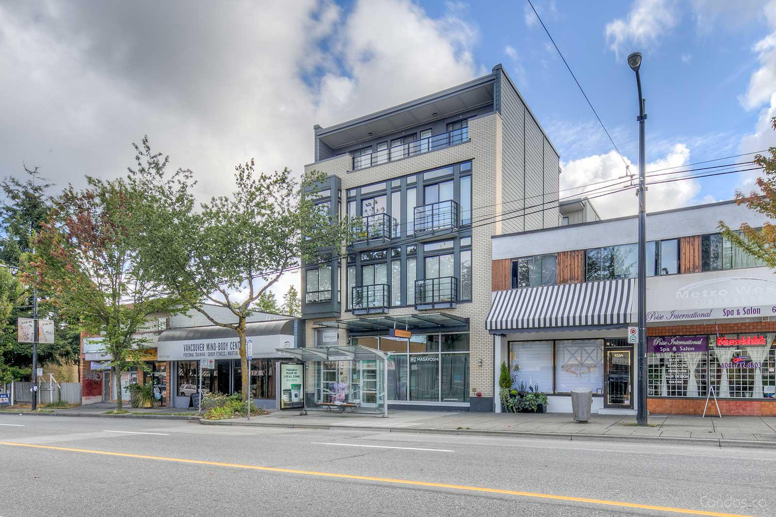 The Sheridan at 4372 Fraser St, Vancouver 0