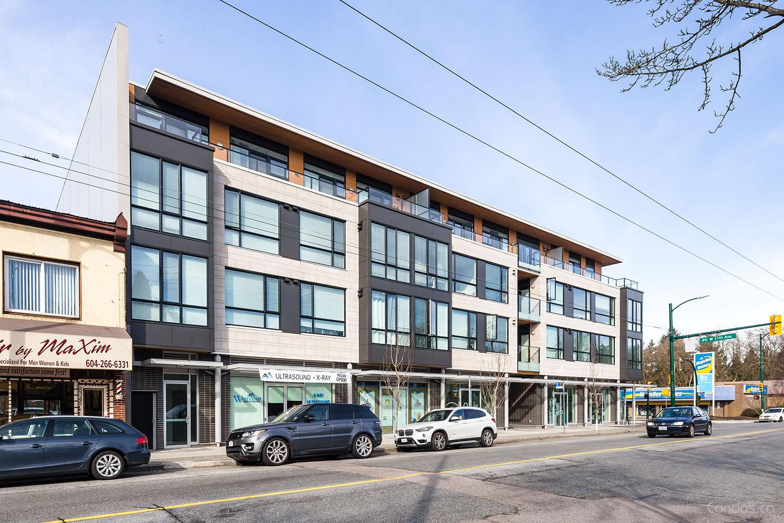 Boulevard Private Residences at 5325 West Blvd, Vancouver 1