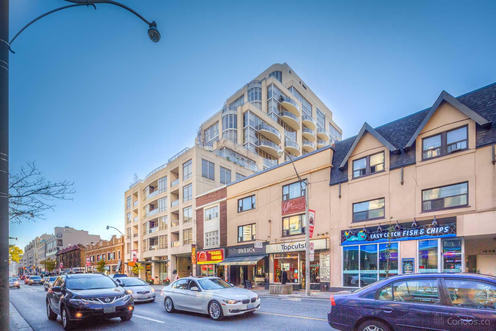 The Clairmont at 1430 Yonge St, Toronto 0