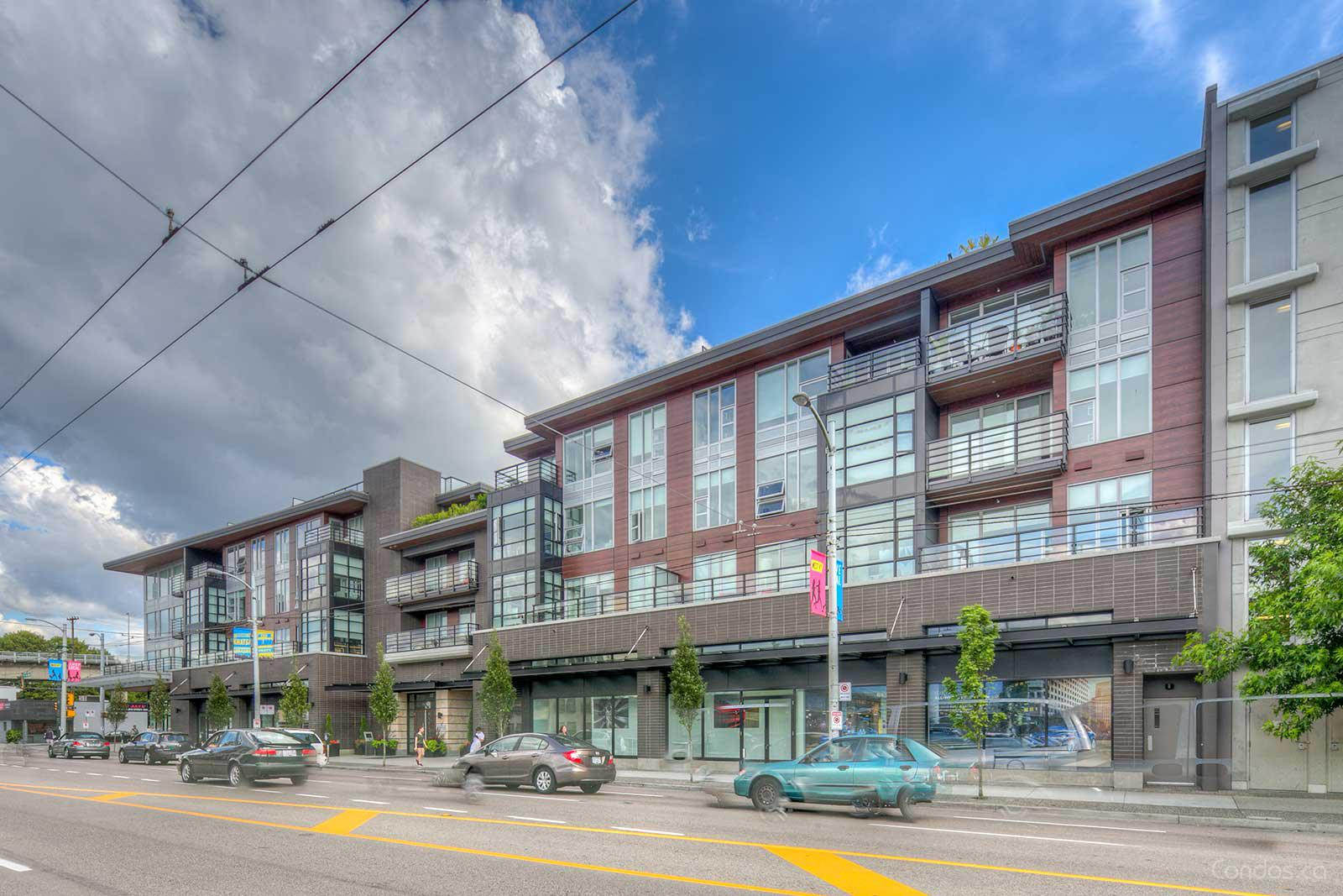 Radius at 1618 W 4th Ave, Vancouver 0