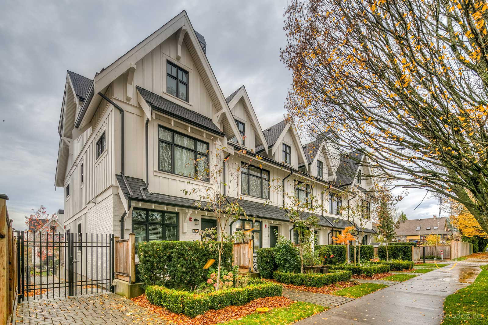 The Saint George at 5731 St George St, Vancouver 0