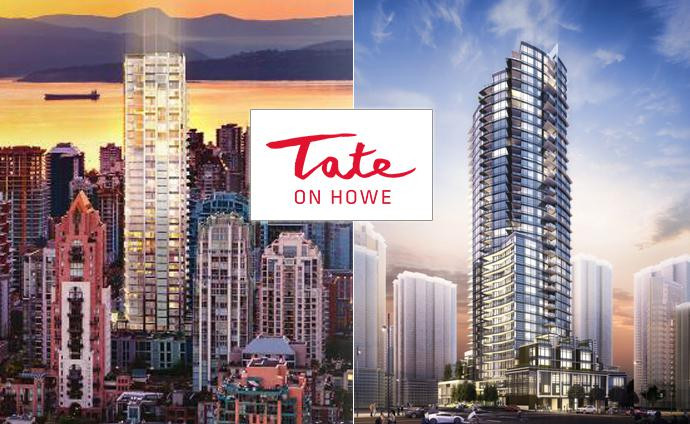 Tate Downtown at 1265 Howe St, Vancouver 0