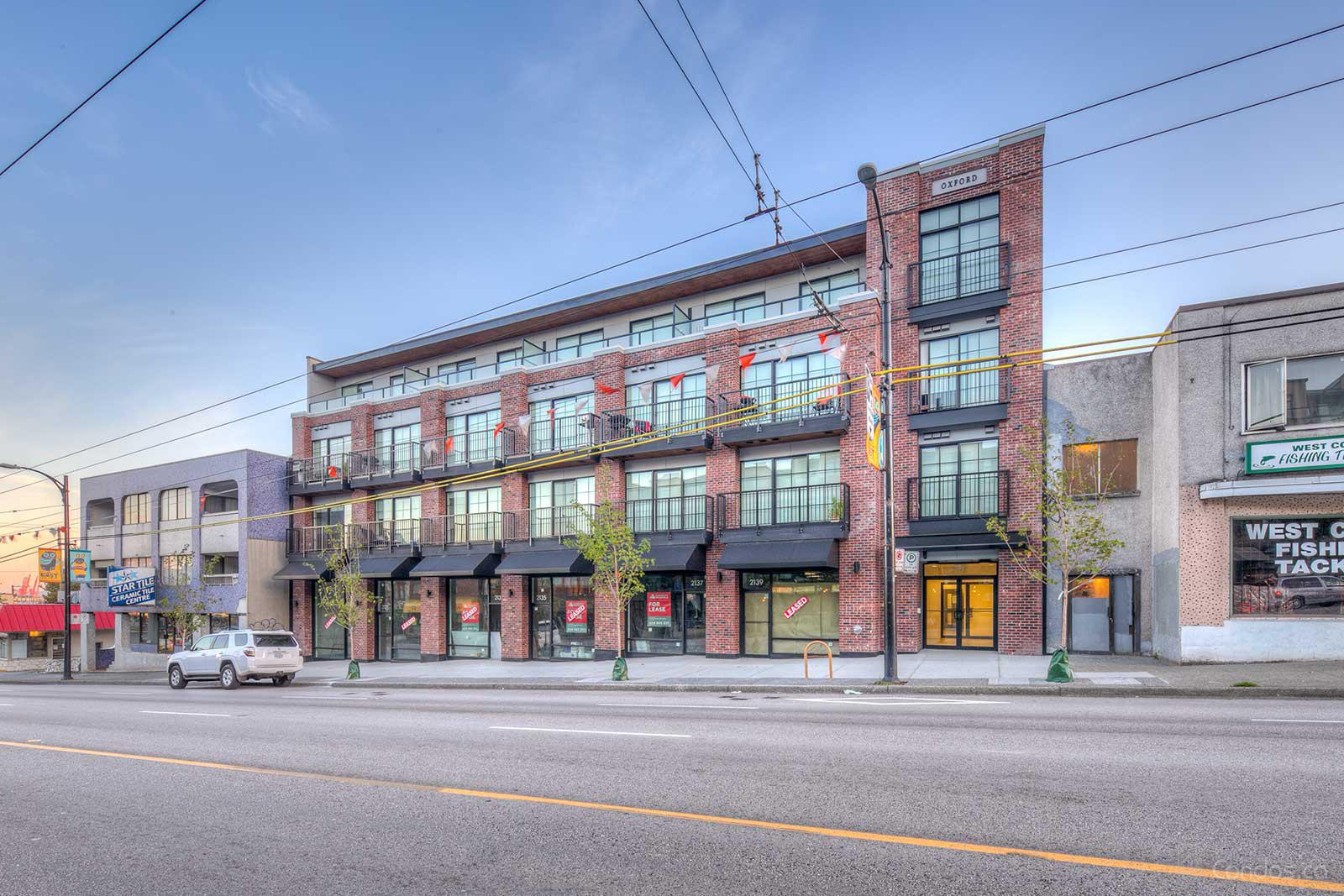 The Oxford at 2141 E Hastings St, Vancouver 0