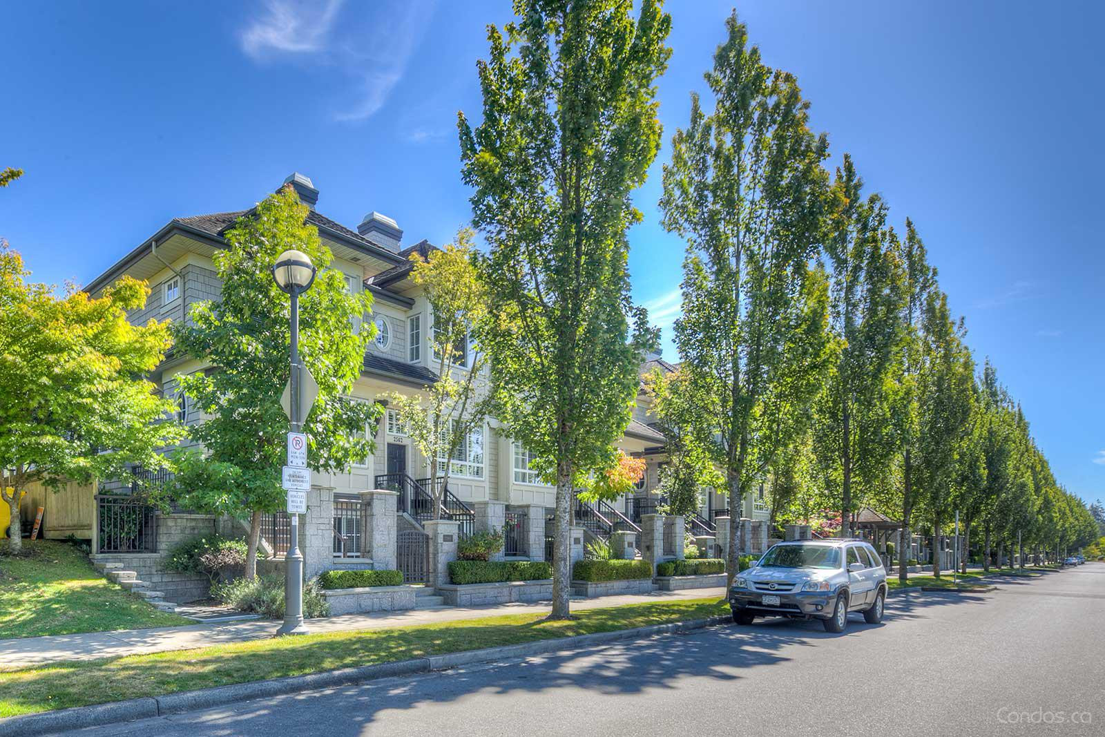 The Westchester at 2560 West Mall, Vancouver 1
