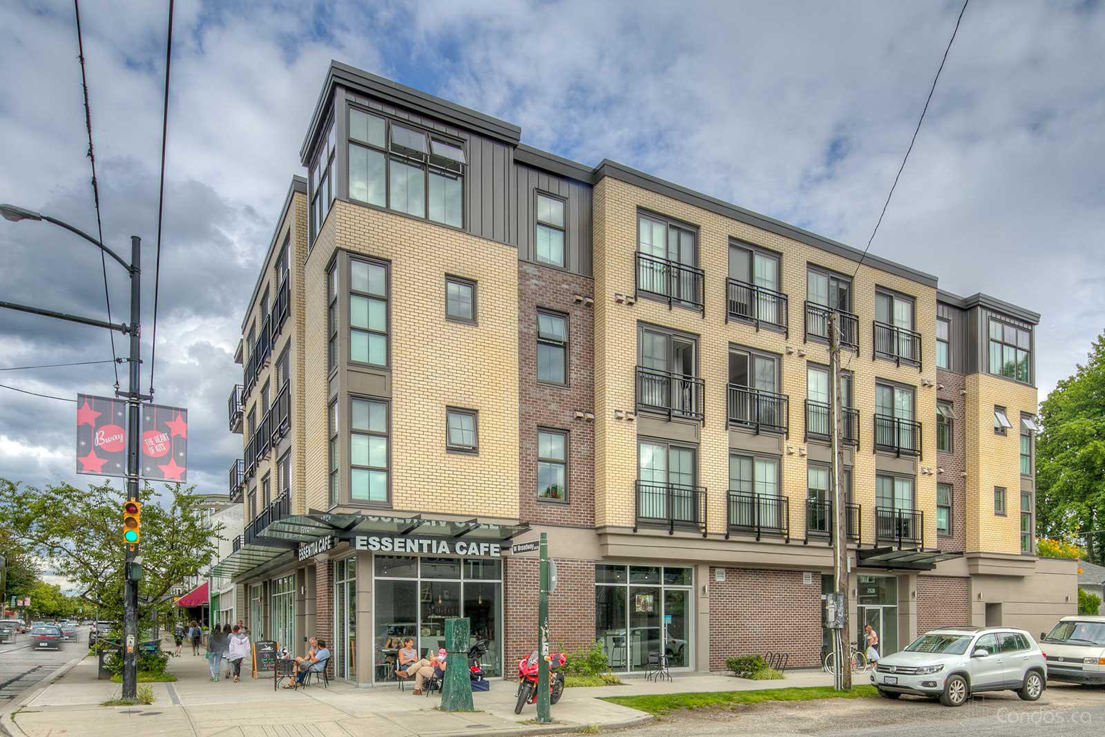 The Westerly at 2528 Collingwood St, Vancouver 0