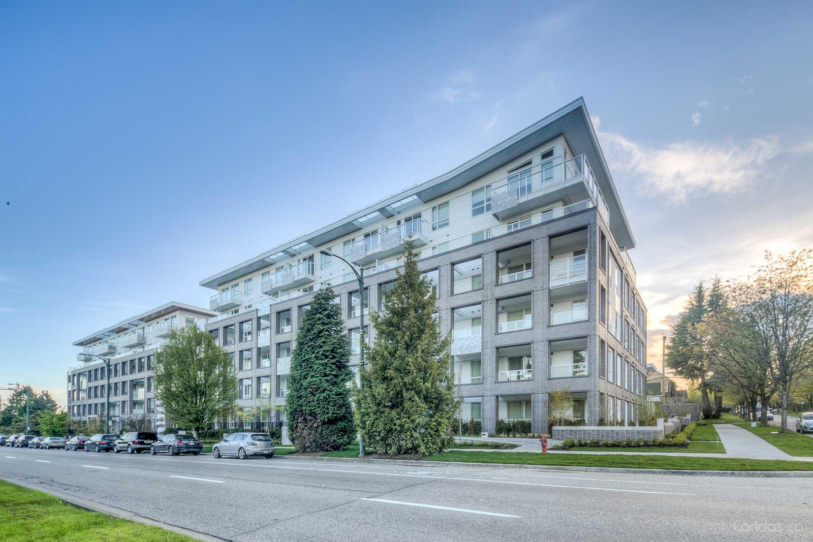 Cambria at 6633 Cambie St, Vancouver 1