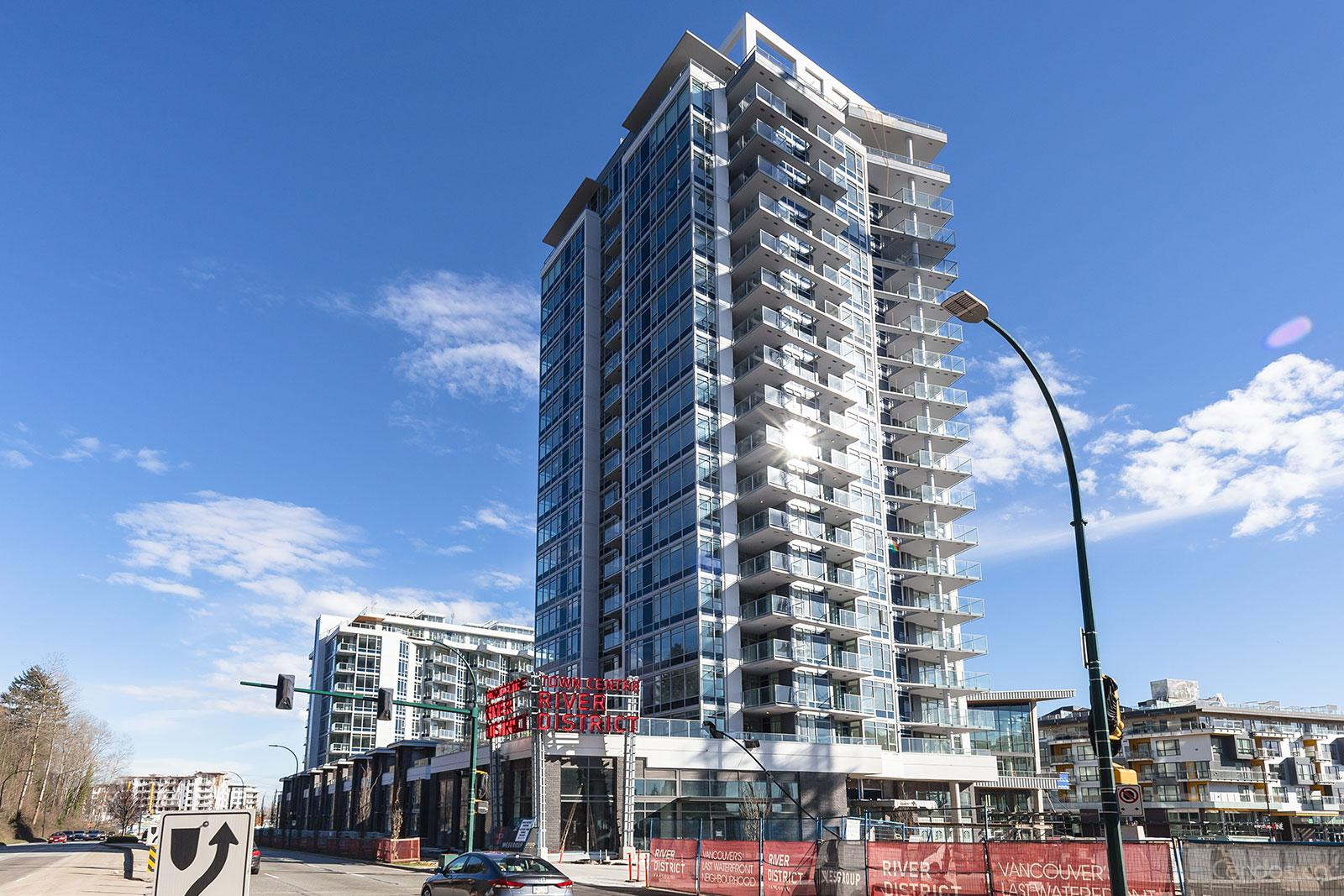 One Town Centre at 3520 Marine Way, Vancouver 1