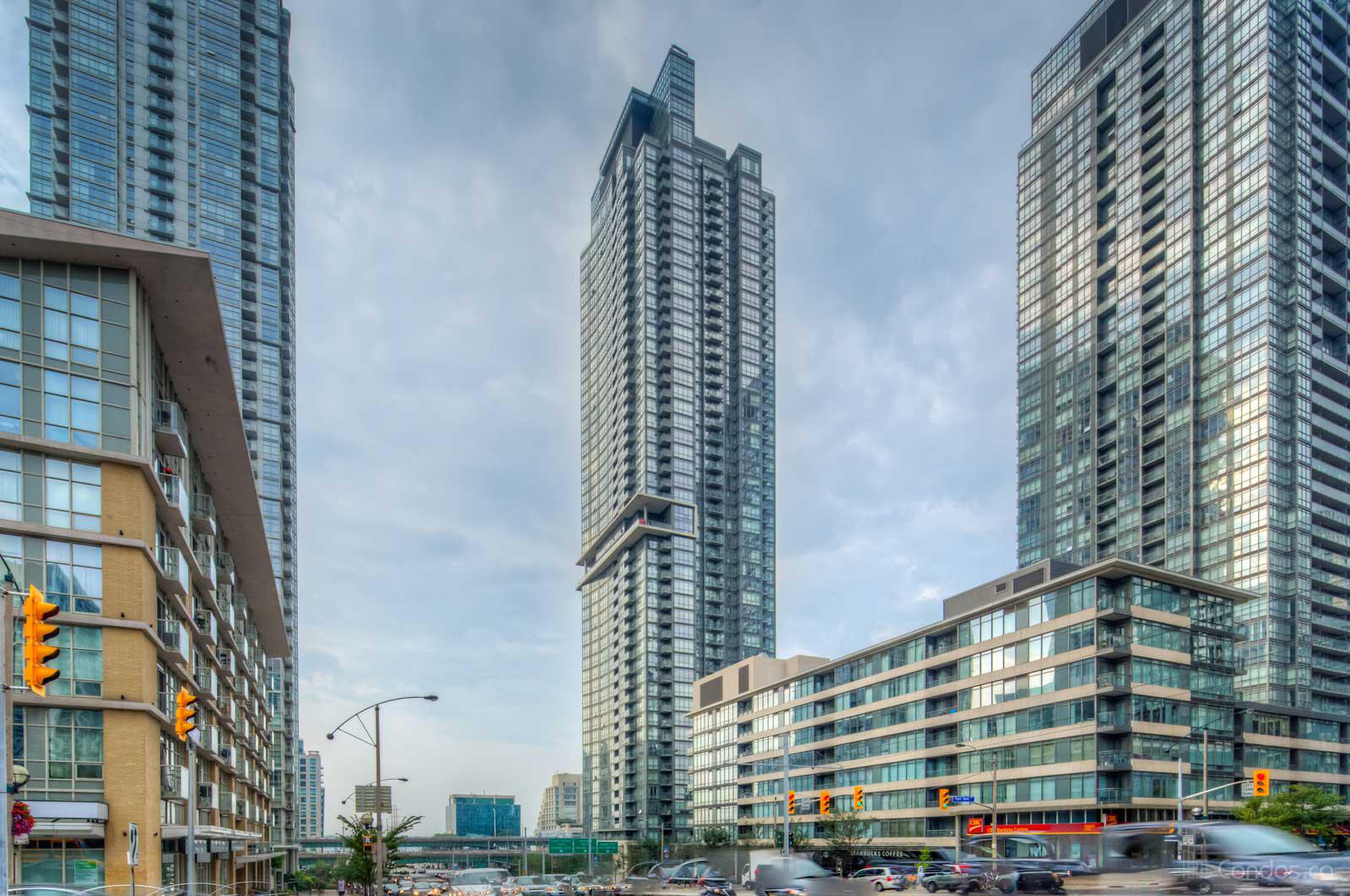 West One - CityPlace at 11 Brunel Crt, Toronto 1