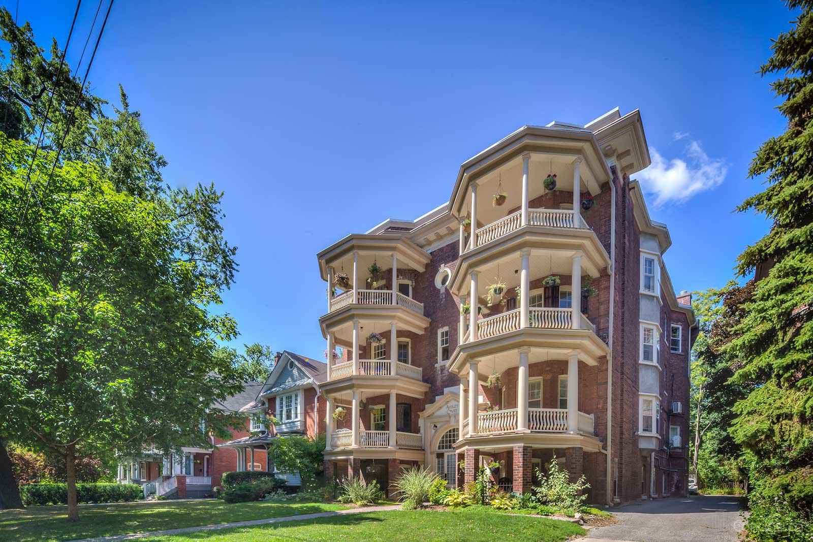 Audley Court at 68 Kendal Ave, Toronto 0