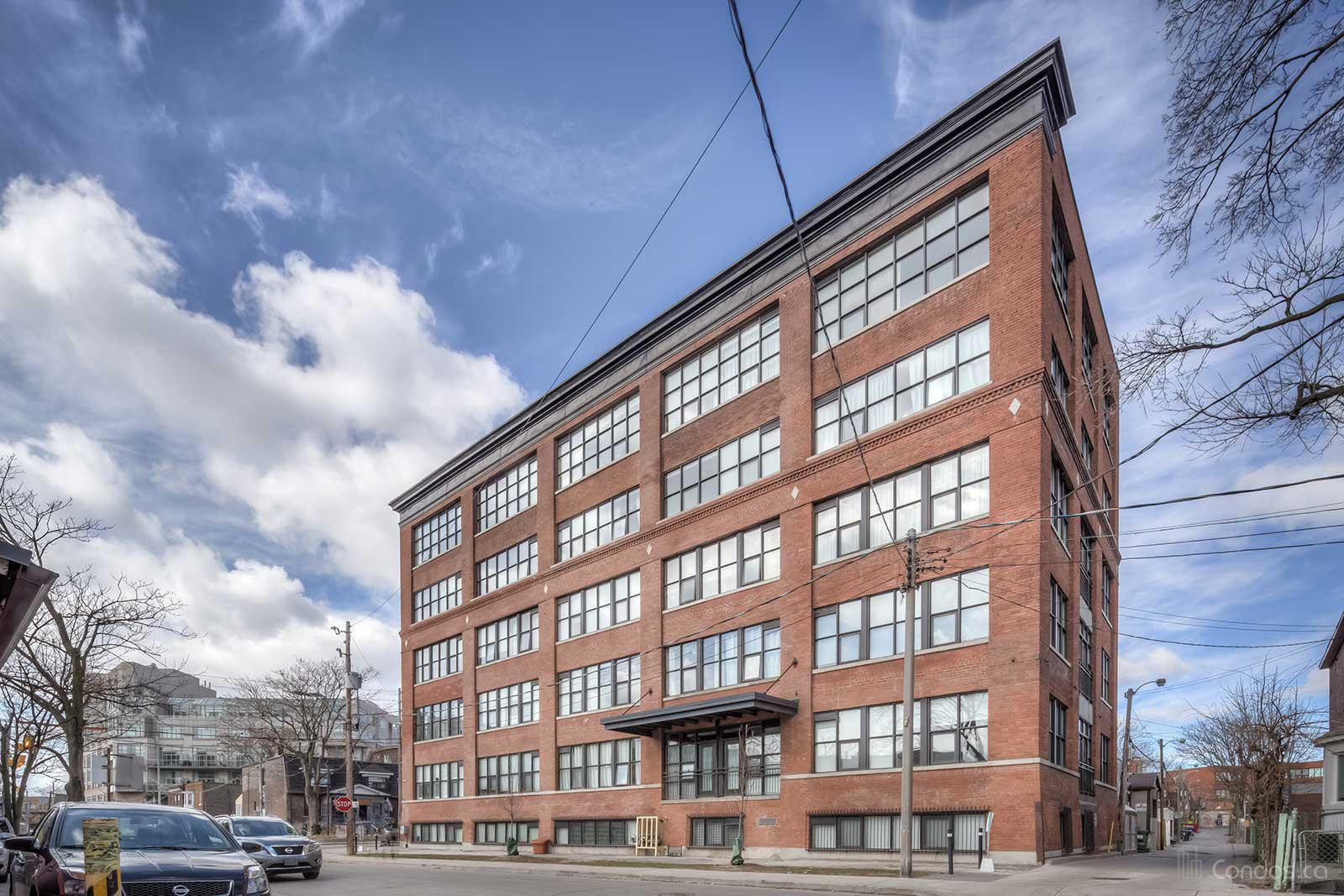 Feather Factory Lofts at 2154 Dundas St W, Toronto 0