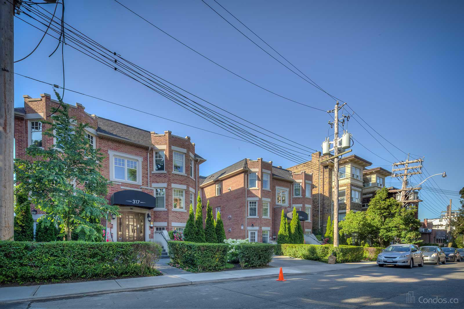 Condominiums Of Forest Hill Village at 317 Lonsdale Rd, Toronto 0