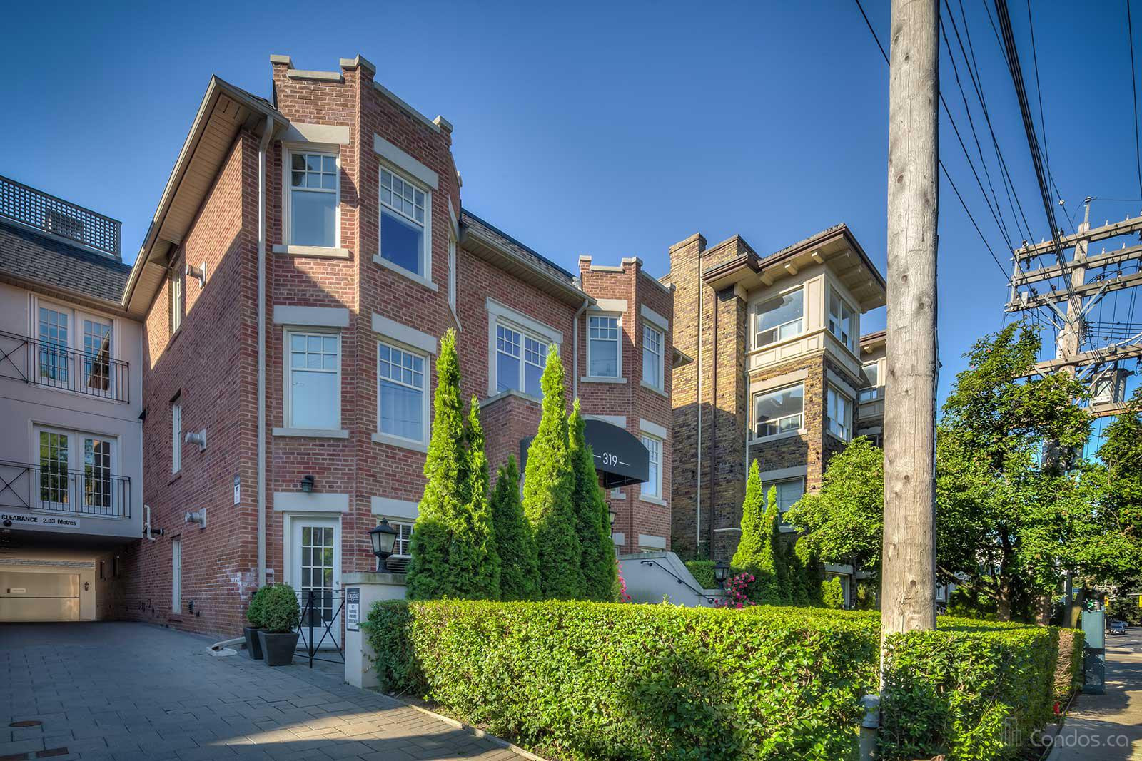 Condominiums Of Forest Hill Village at 317 Lonsdale Rd, Toronto 1