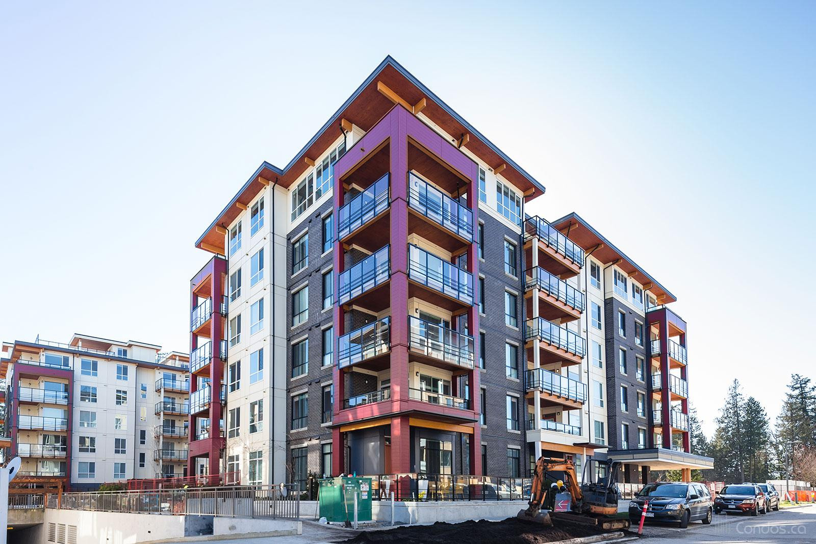 Virtuoso at 3581 Ross Drive, Vancouver 1