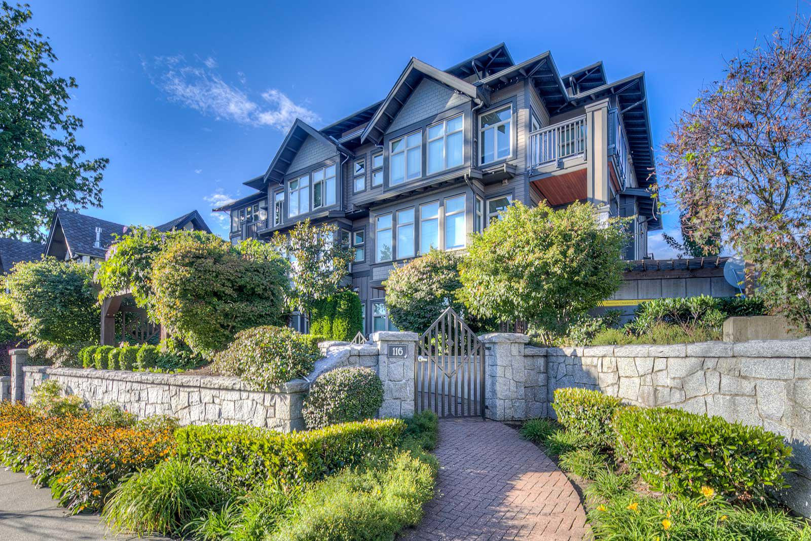 Addison at 116 23rd St W, North Vancouver City 0