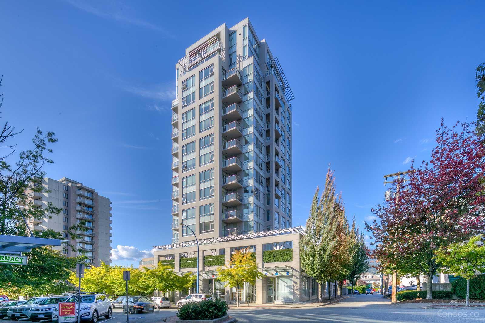 The Symphony at 120 16th St W, North Vancouver City 0