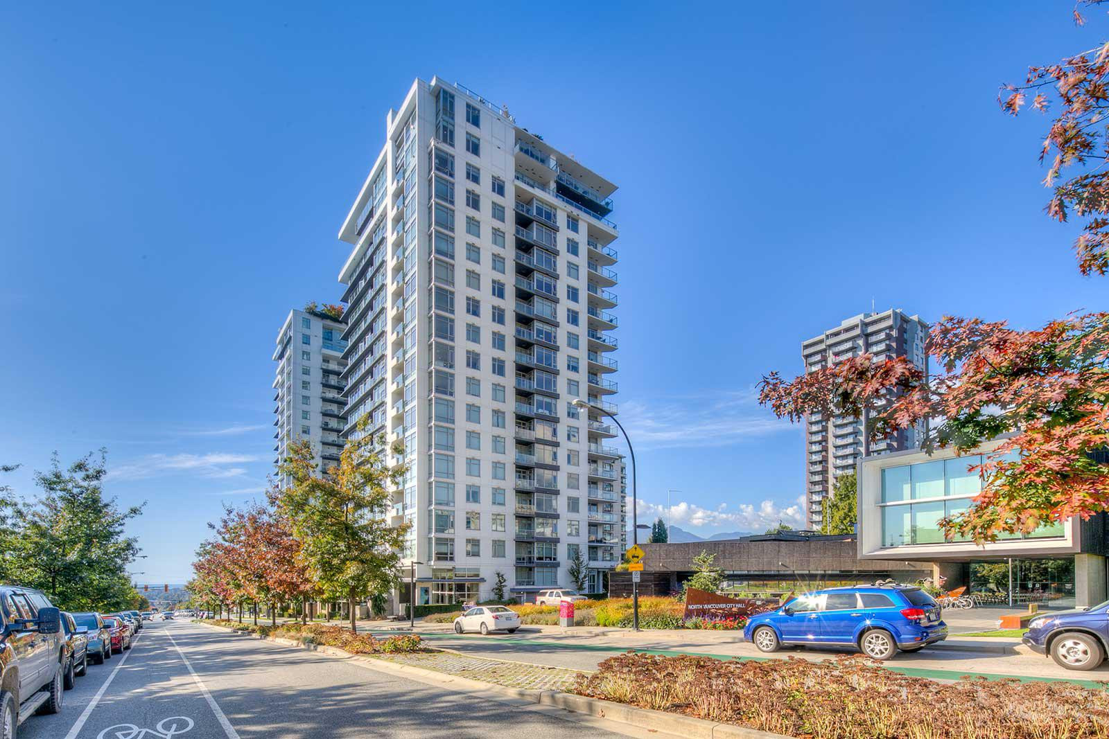 Vista Place at 1320 Chesterfield Ave, North Vancouver City 1