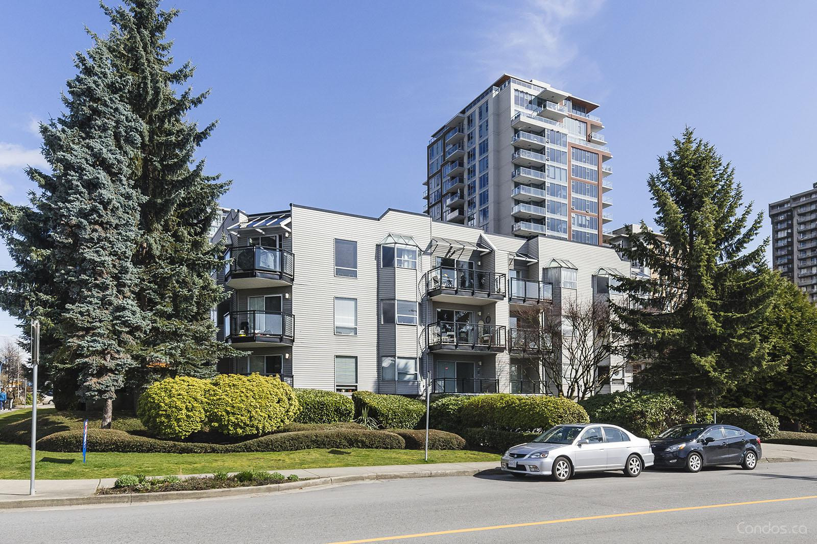 The Chesters at 1550 Chesterfield Ave, North Vancouver City 1