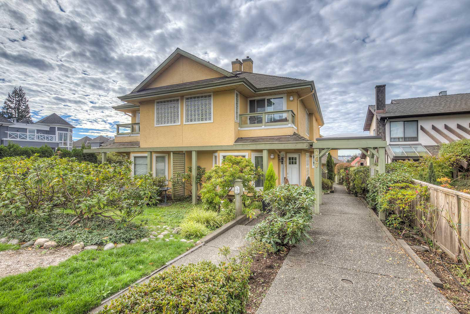 247 East 6th Street at 247 6th St E, North Vancouver City 0