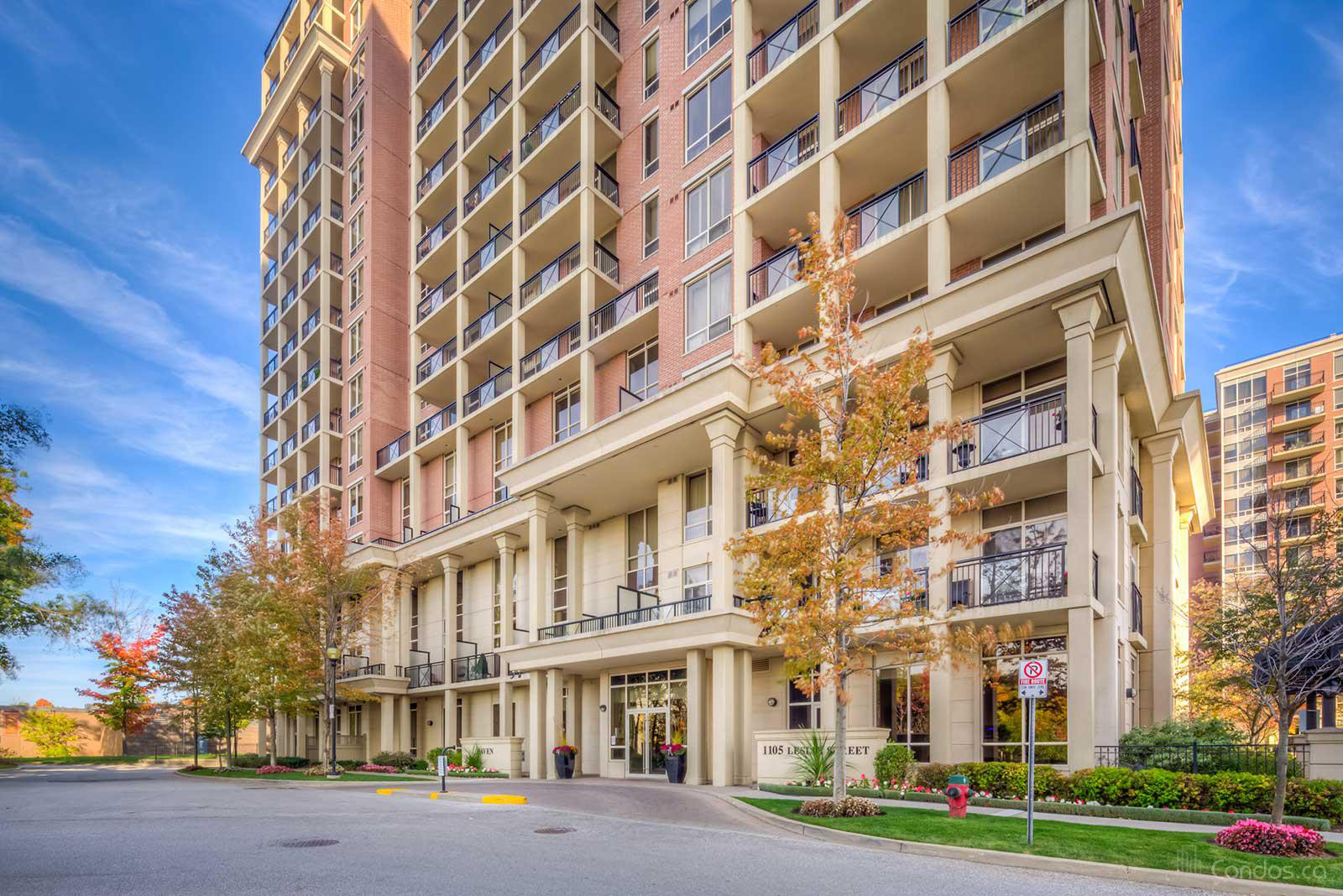 The Haven at Carrington Park at 1105 Leslie St, Toronto 1
