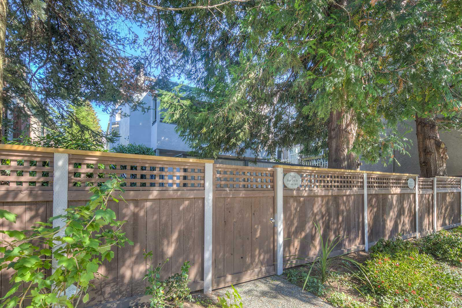 354 East 3rd Street at 354 3rd St E, North Vancouver City 0