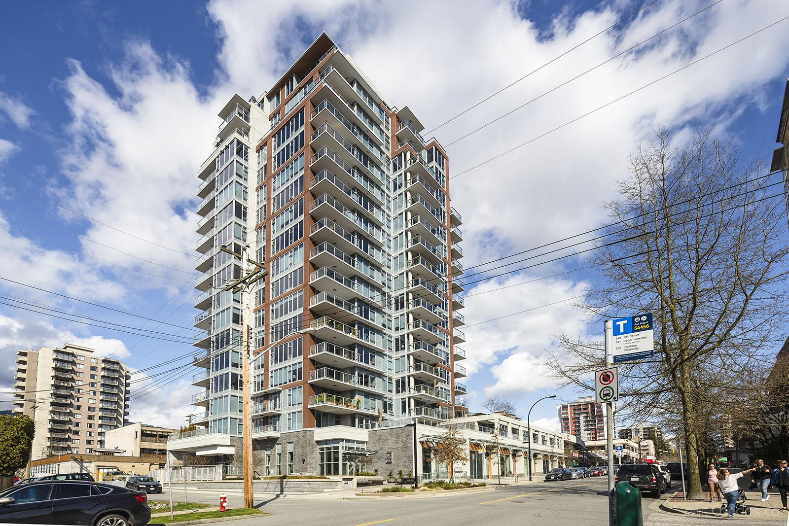 15 West at 150 15th St W, North Vancouver City 0