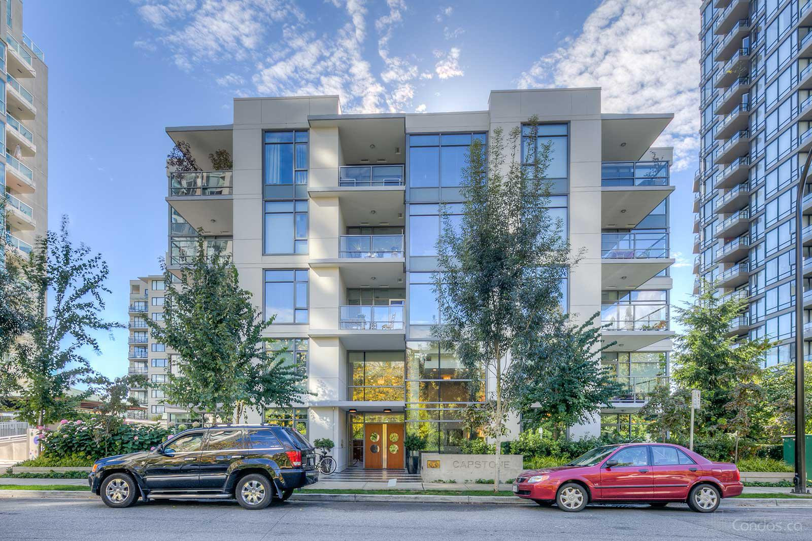 Capstone at 135 2nd St W, North Vancouver City 0