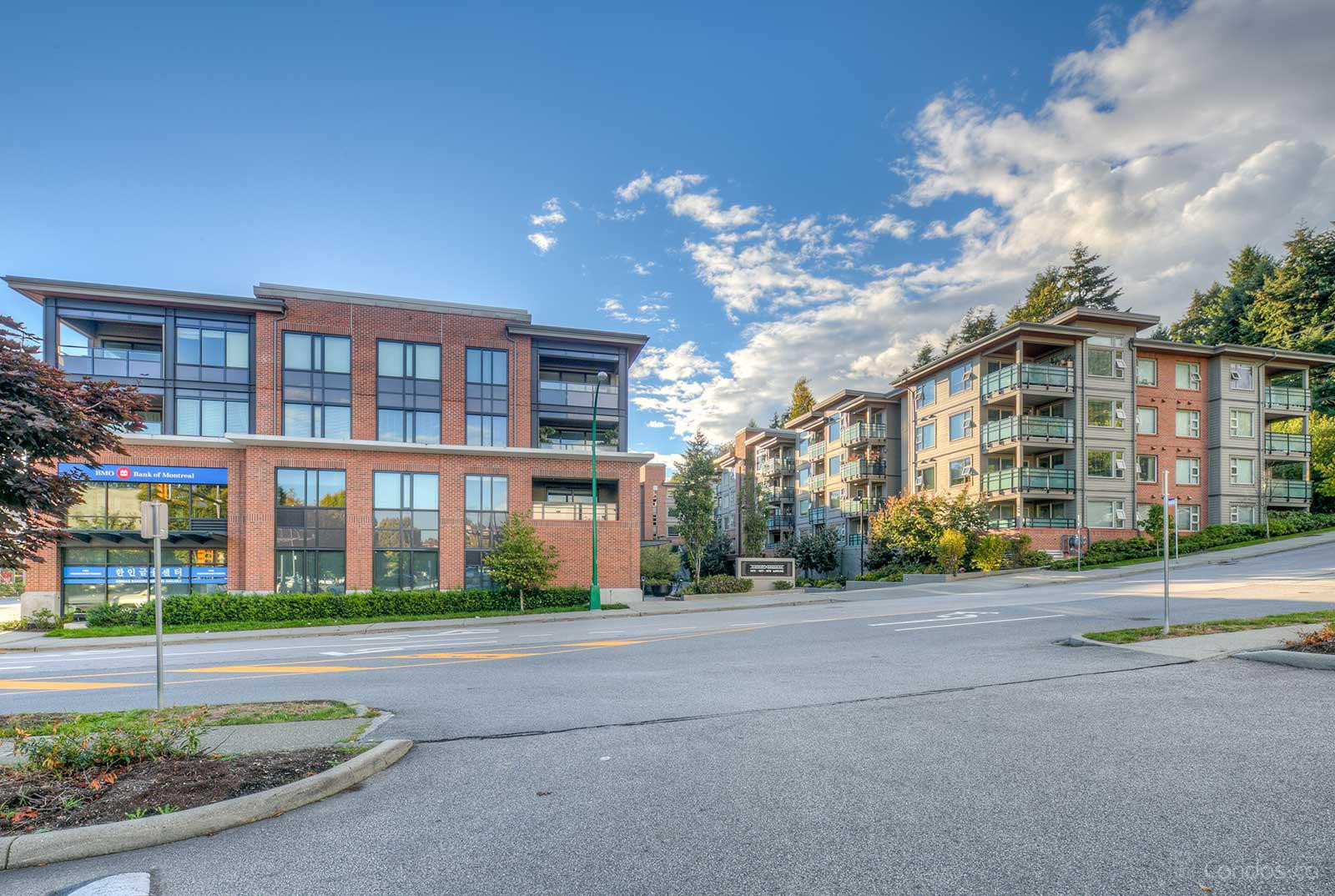 District Crossing at 1673 Lloyd Ave, North Vancouver District 0